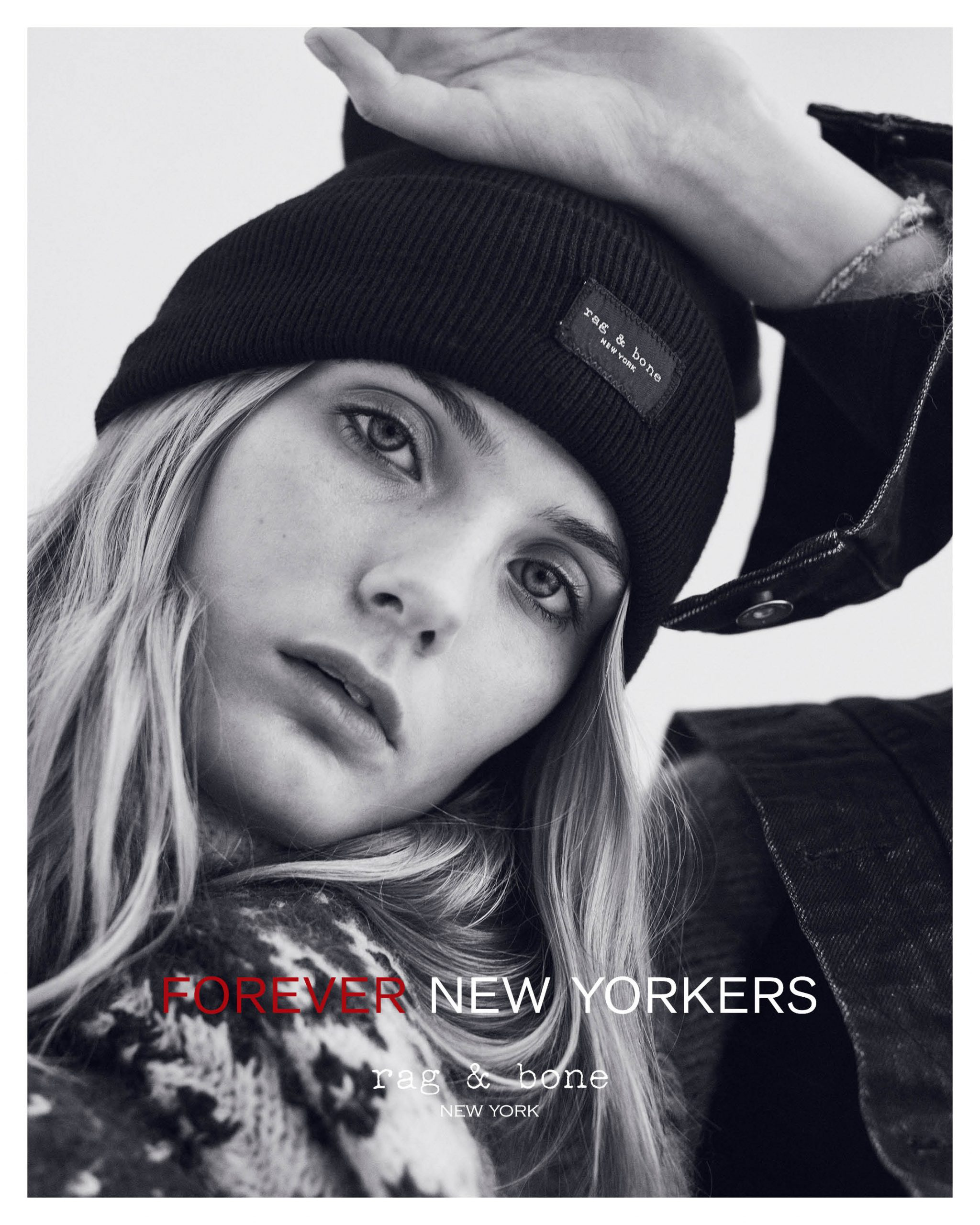 Rag & Bone 'Forever New Yorkers' Holiday 2020 Ad Campaign Film & Photos