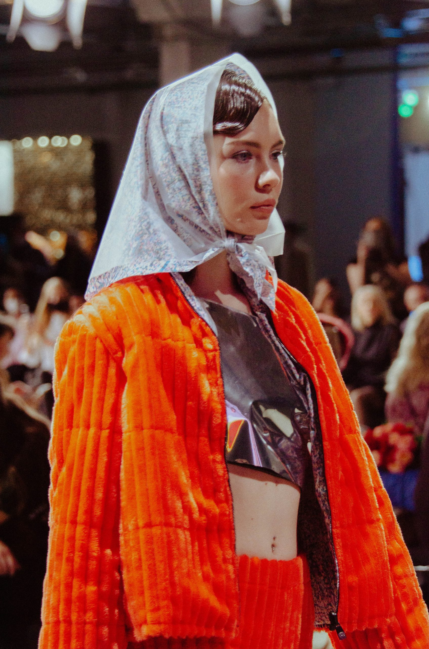 Best Photos From Russia Fashion Week Spring 2021 RTW Fashion Shows