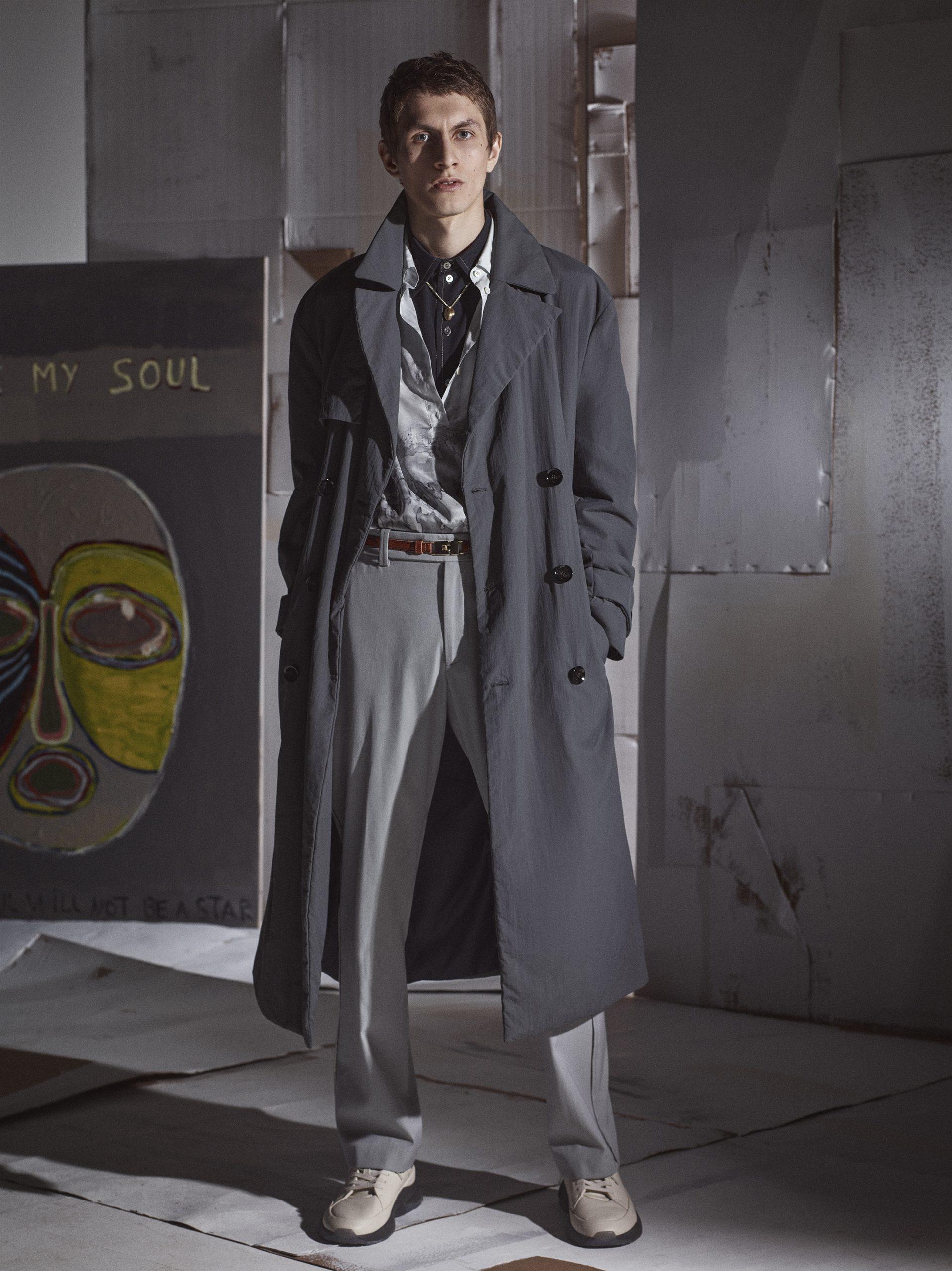 Zara Fall 2020 Mens Ad Campaign Film & Photos