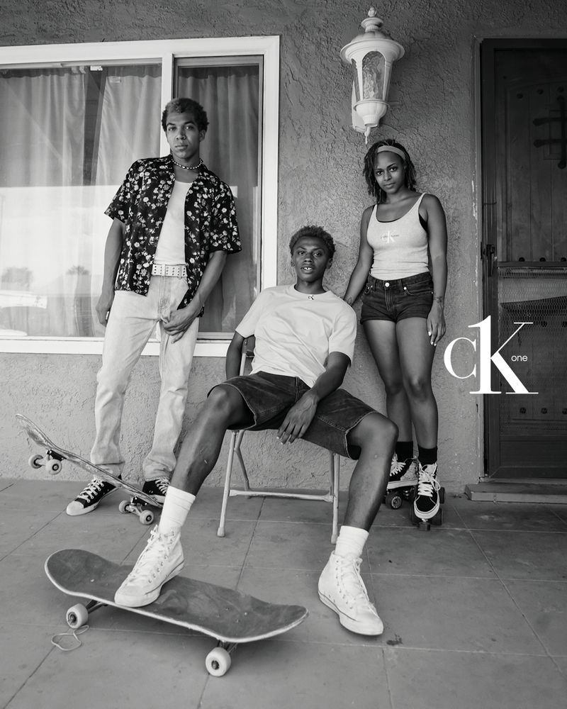 CK One 'One Future' 2020 Ad Campaign Film & Photos