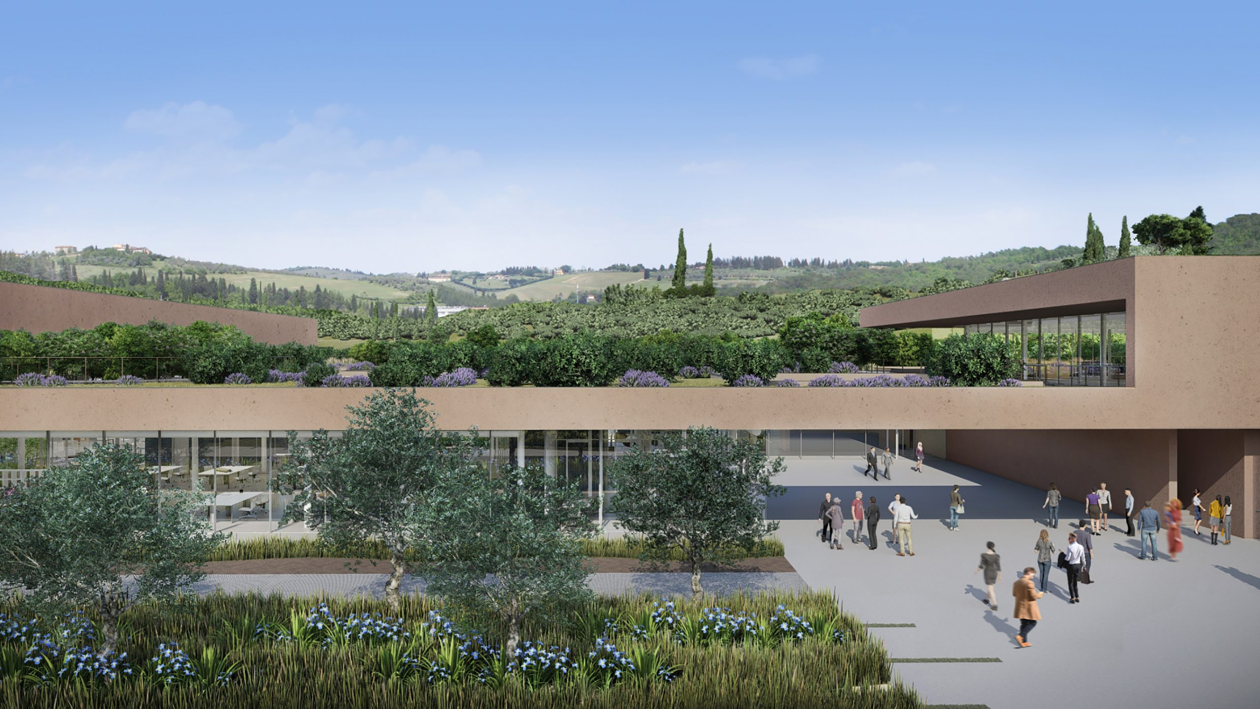 Fendi Lays Foundation Stone For Sustainable Factory