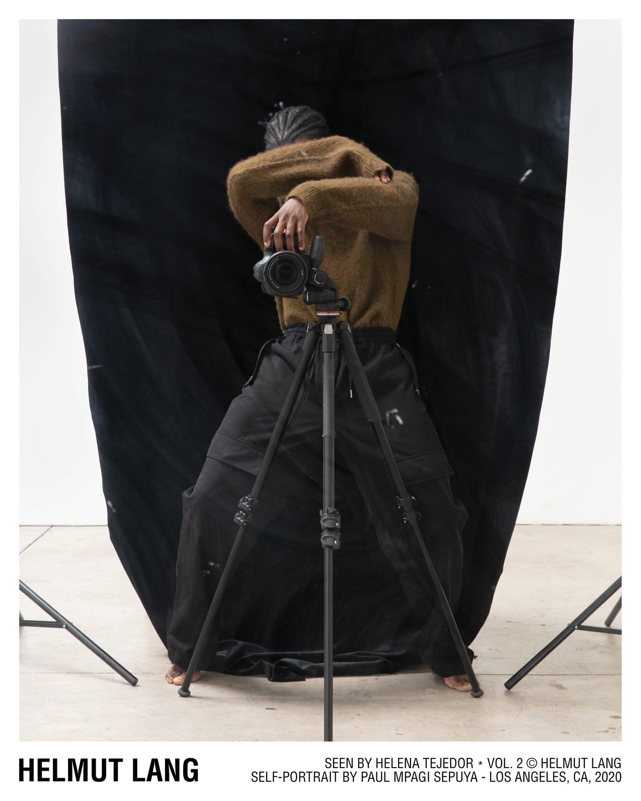 Helmut Lang 2020 Ad Campaign Photos