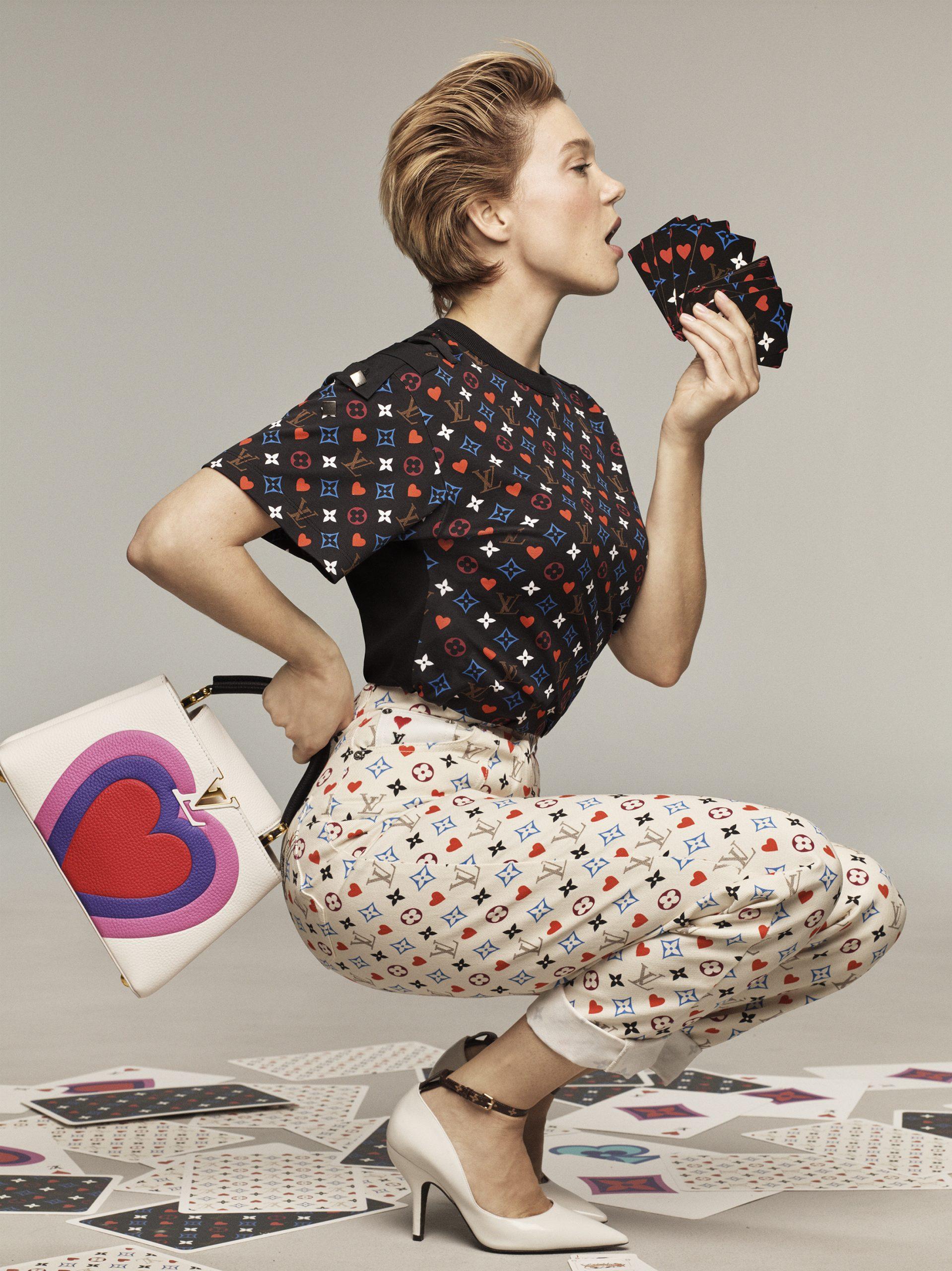 Louis Vuitton Resort 2021 Ad Campaign Photos
