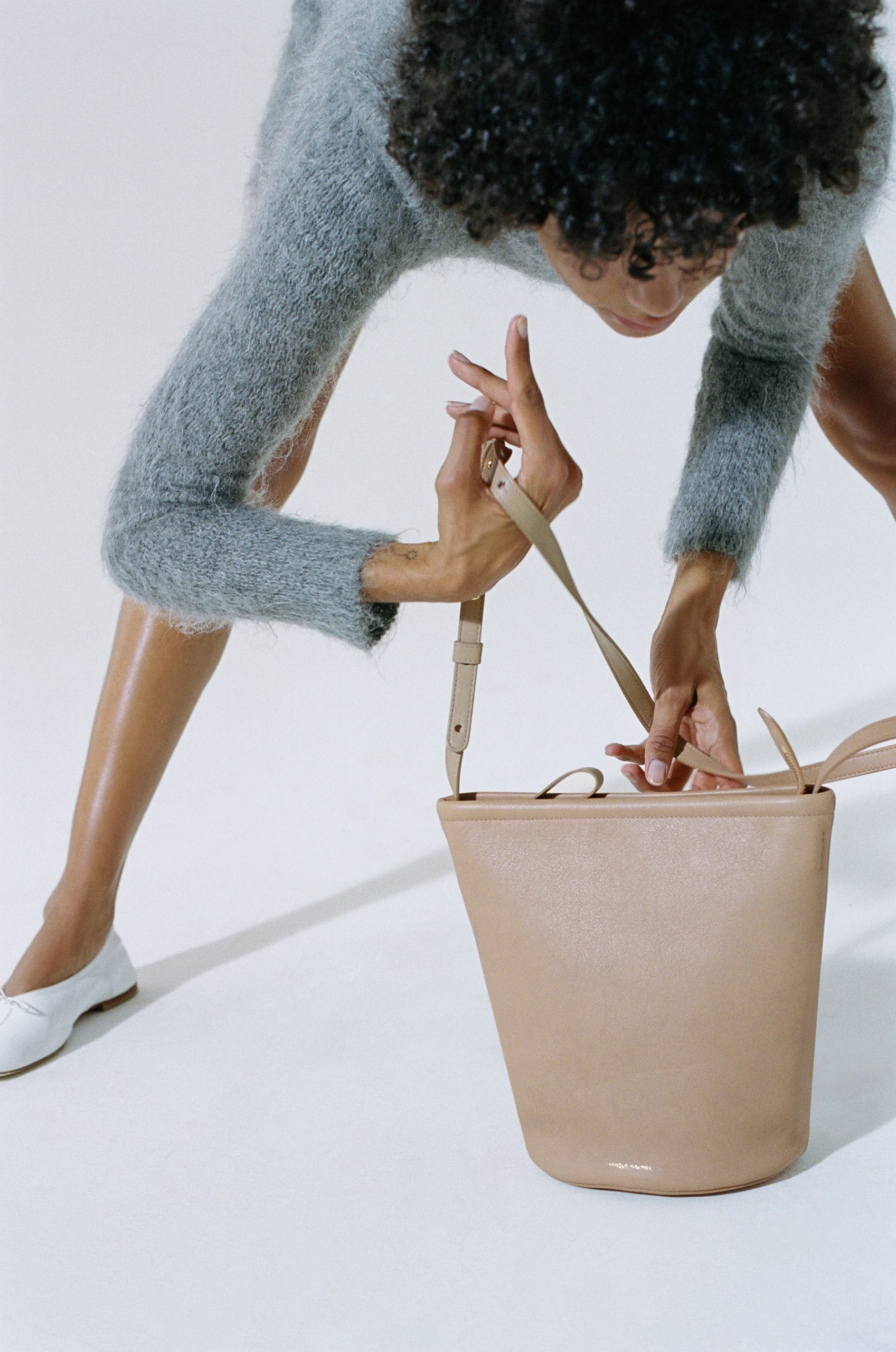 Mansur Gavriel Holiday 2020 Ad Campaign Film & Photos