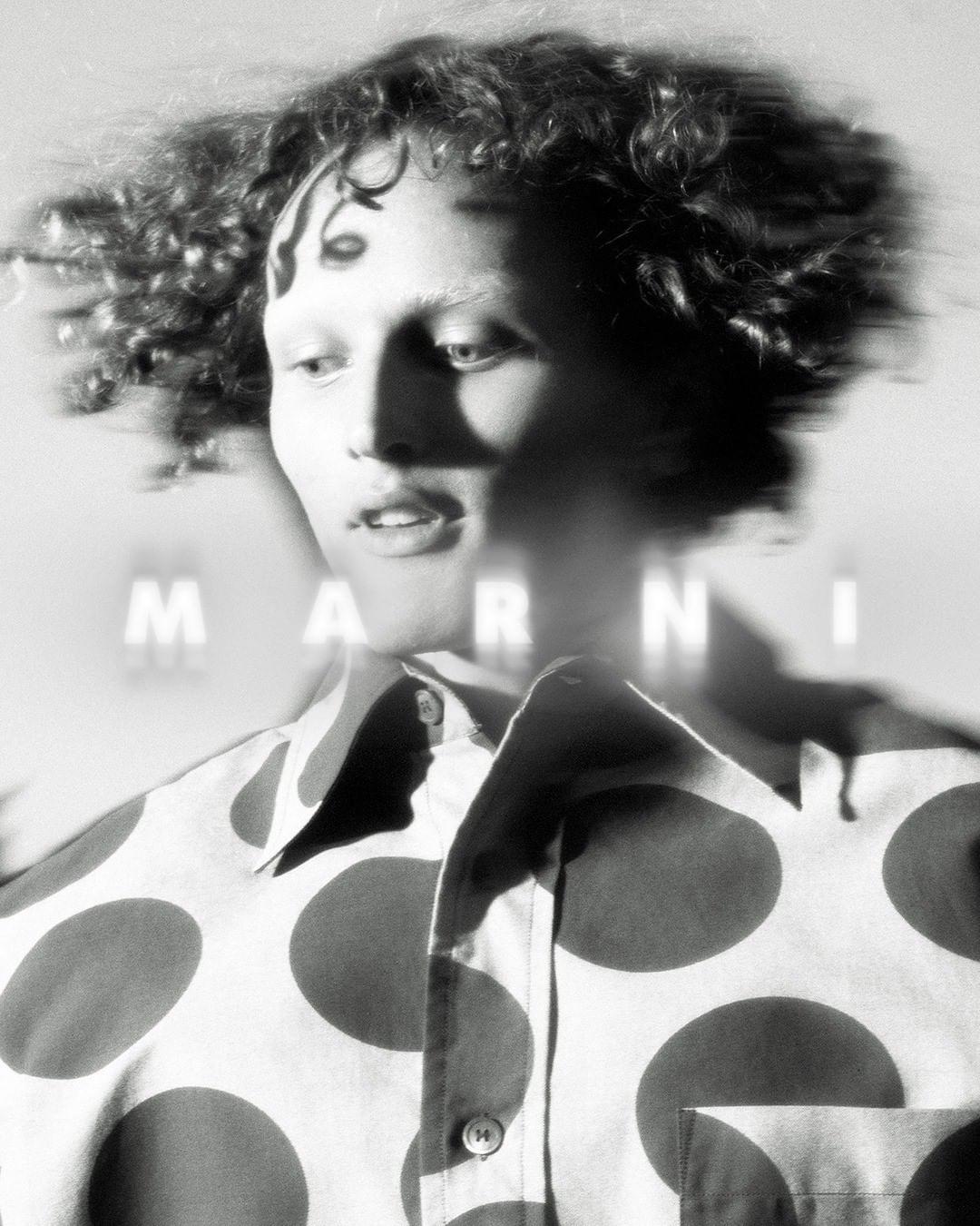 Marni Fall 2020 Ad Campaign Film & Photos