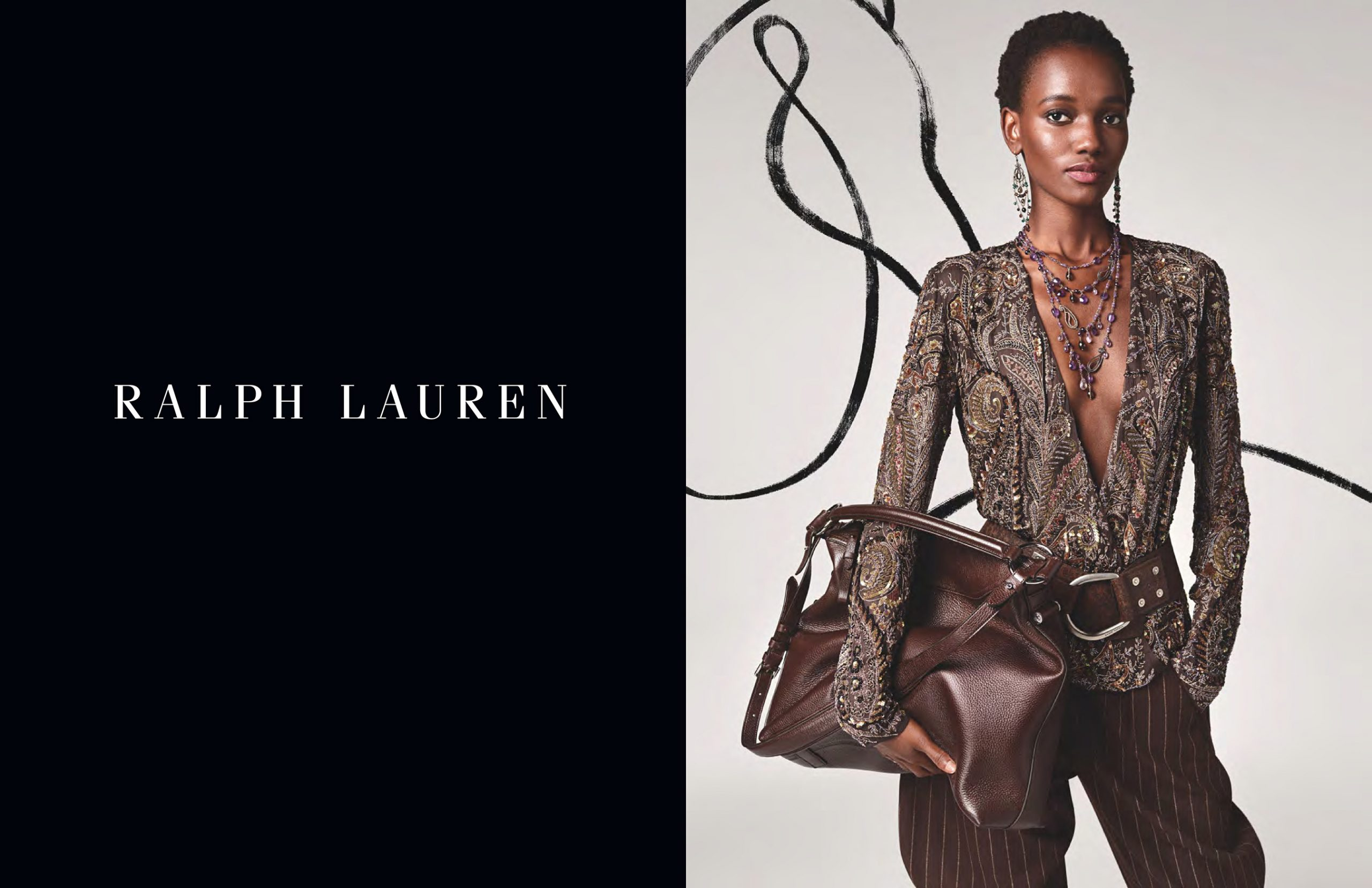 Ralph Lauren Fall 2020 Ad Campaign Film & Photos