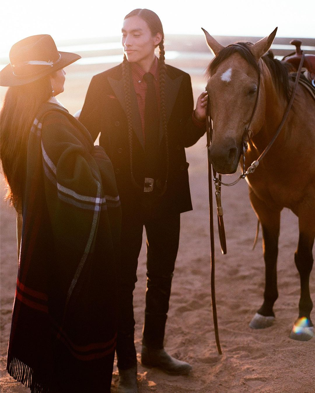 Ralph Lauren Holiday 2020 Ad Campaign Film & Photos