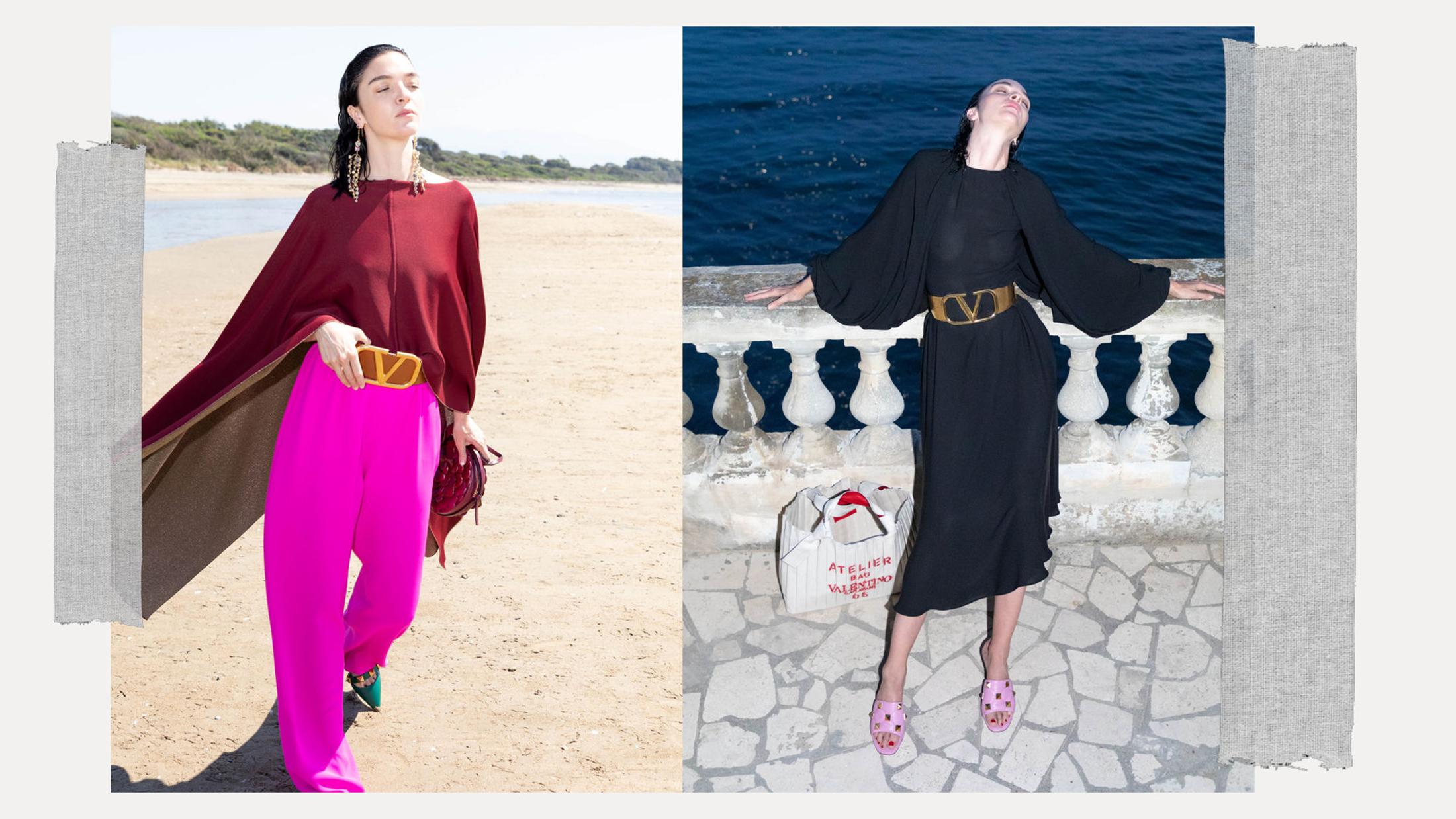 Valentino Resort 2021 Ad Campaign Film & Photos