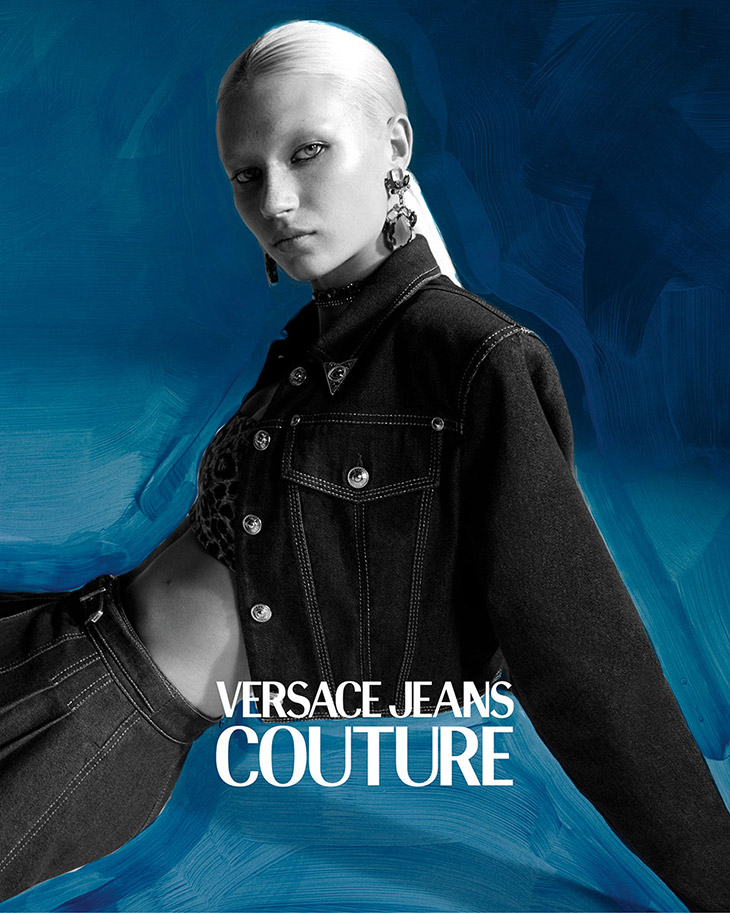 Versace Jeans Couture Fall 2020 Ad Campaign Film & Photos