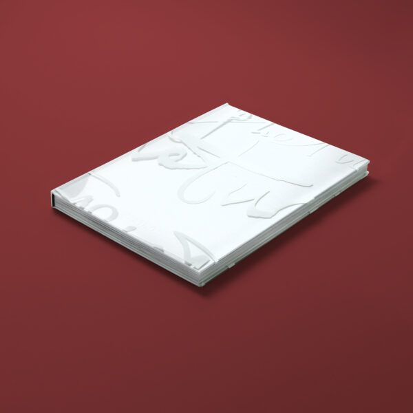 Valentino Releases Their Logo Signature Book