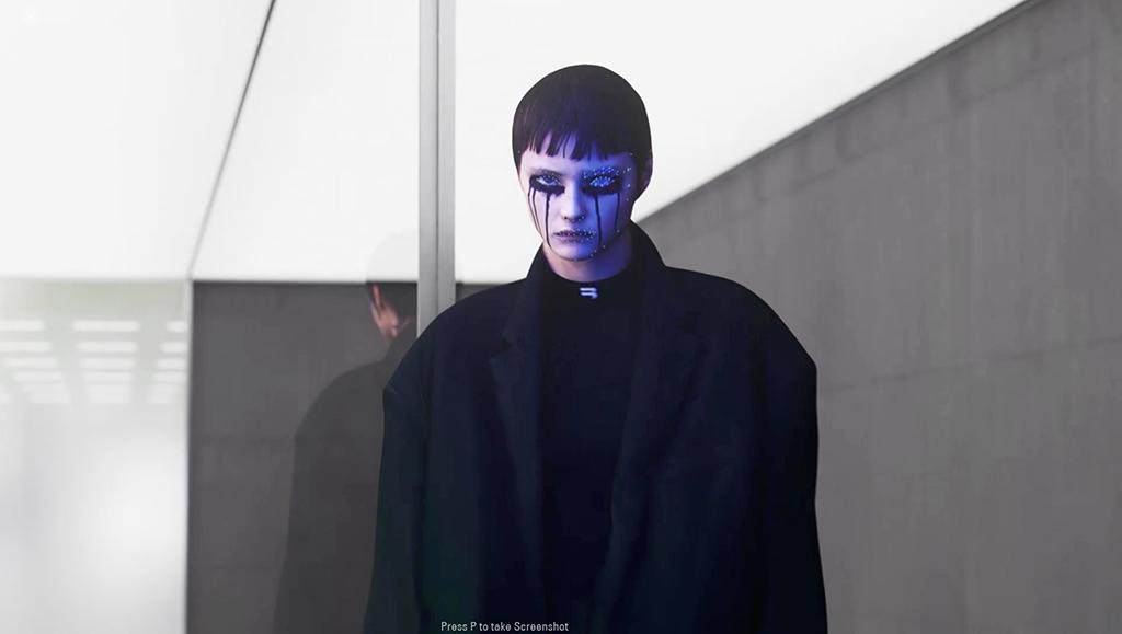 Balenciaga Fall 2021 Fashion Show Review