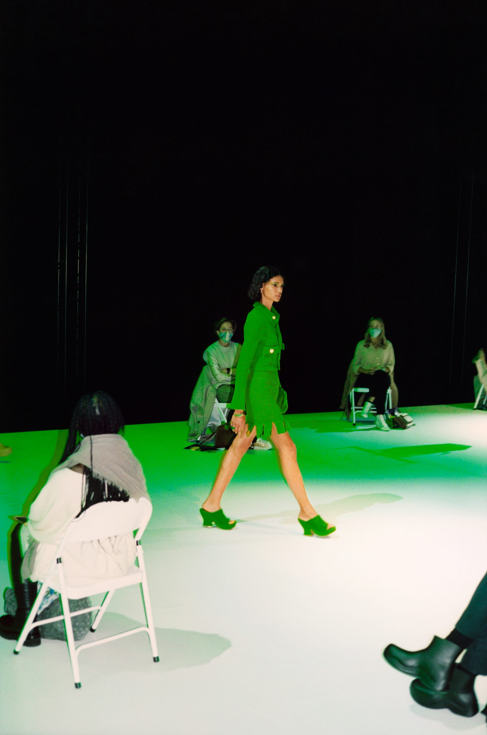 Bottega Veneta Spring 2021 Fashion Show Photos