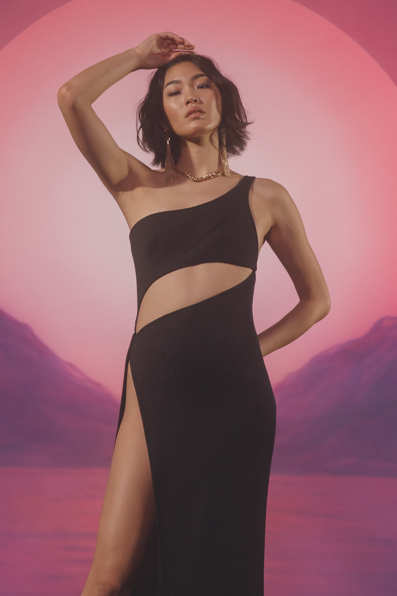 Brandon Maxwell Spring 2021 RTW Collection First Looks Photos
