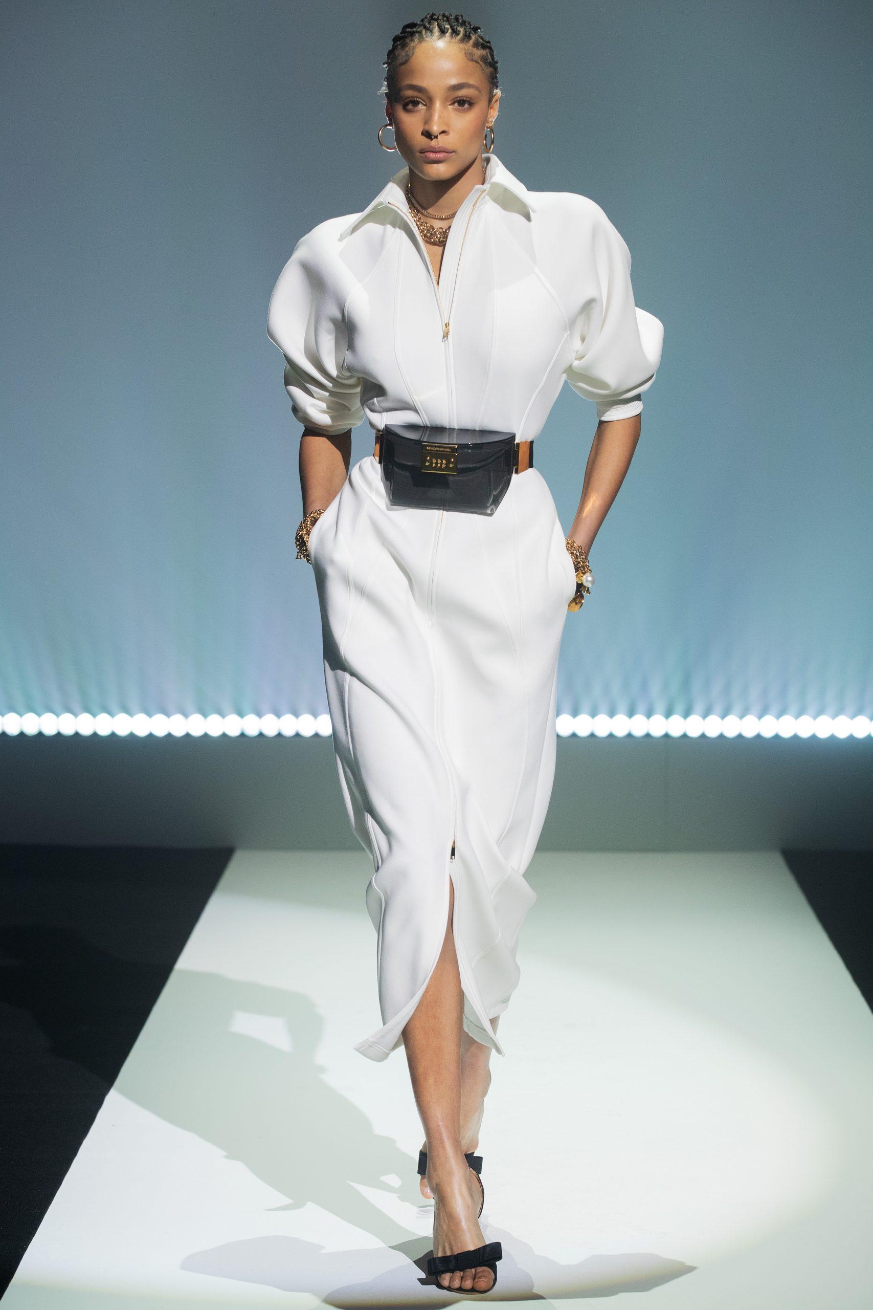 Brandon Maxwell Spring 2021 Fashion Show Photos