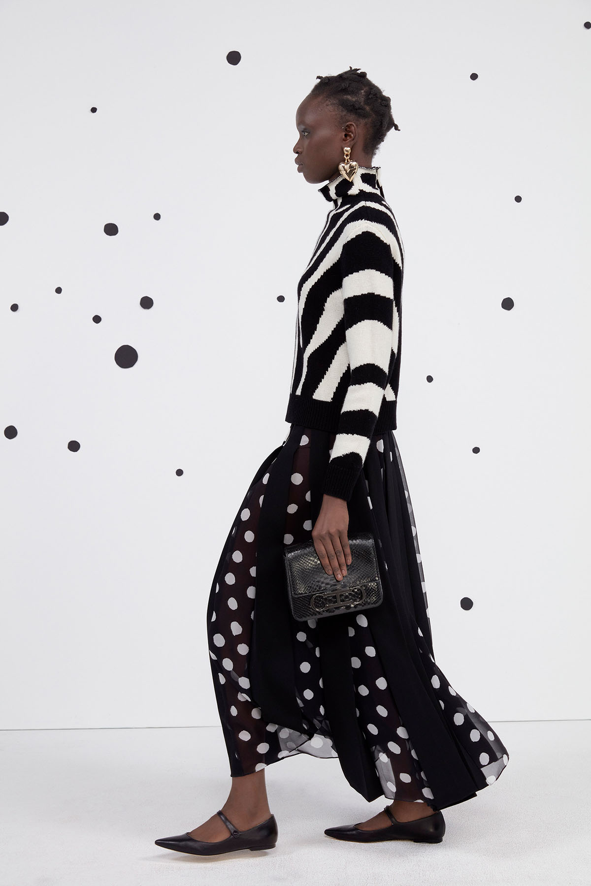 Carolina Herrera Pre-Fall 2021 Fashion Show Photos