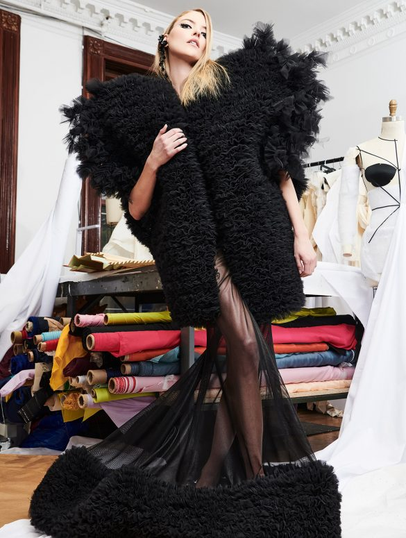 Christian Siriano Pre-Fall 2021 Fashion Show Photos