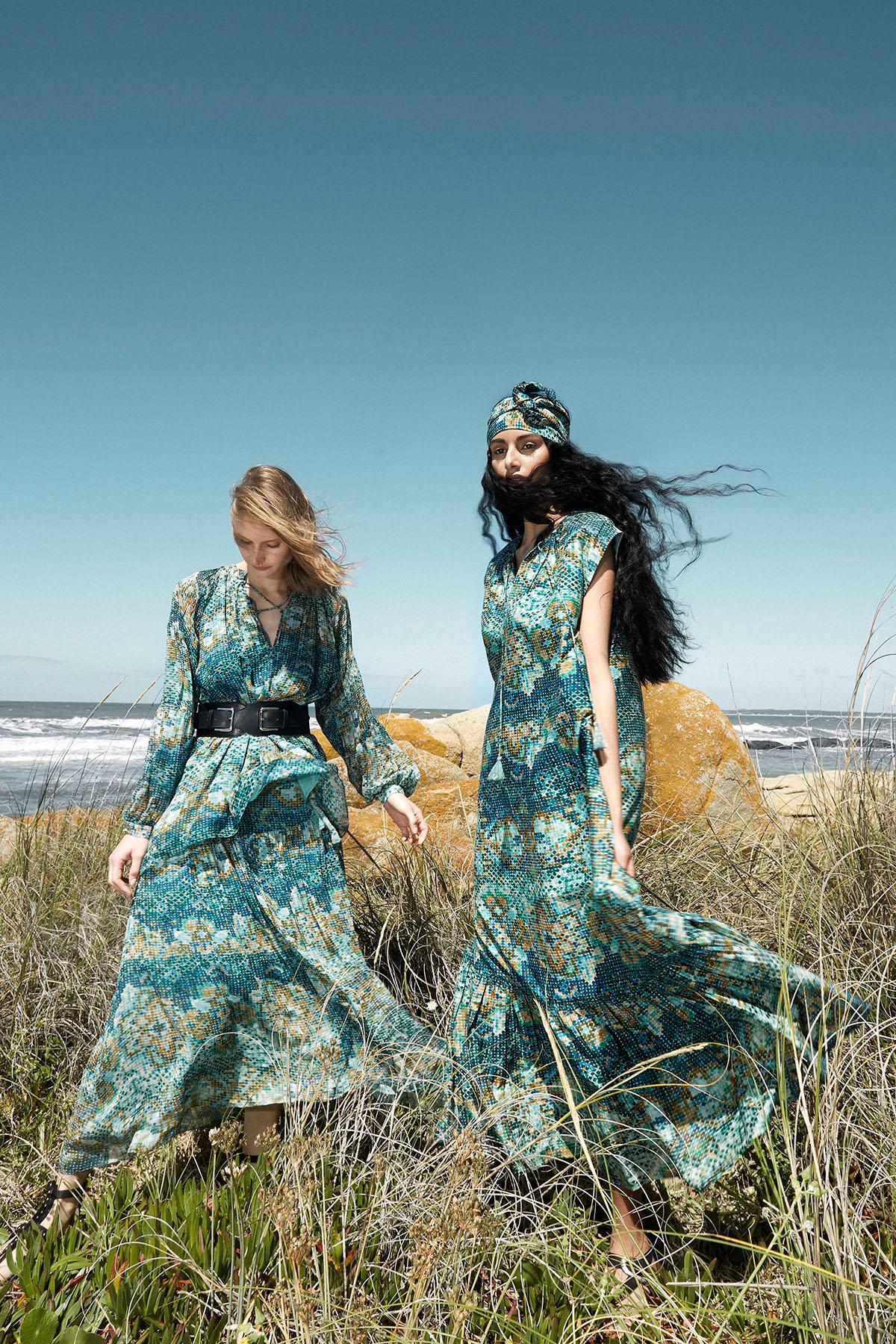 Chufy Pre-Fall 2021 Fashion Show Photos