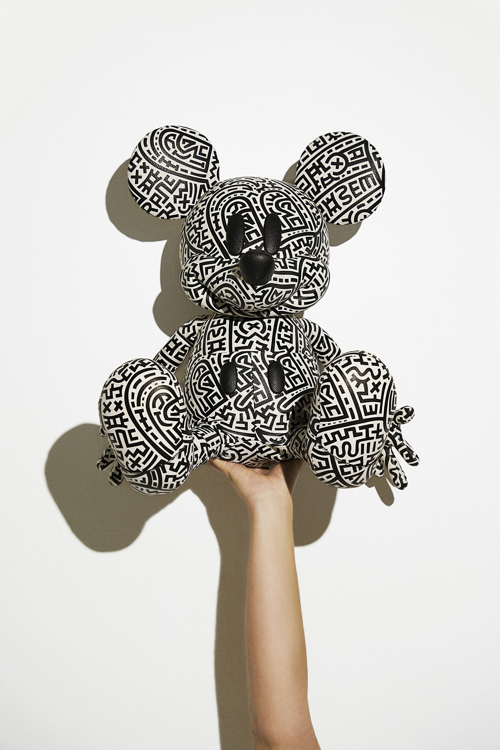 Coach Mickey Mouse x Keith Haring Cole Sprouse & Kaia Gerber