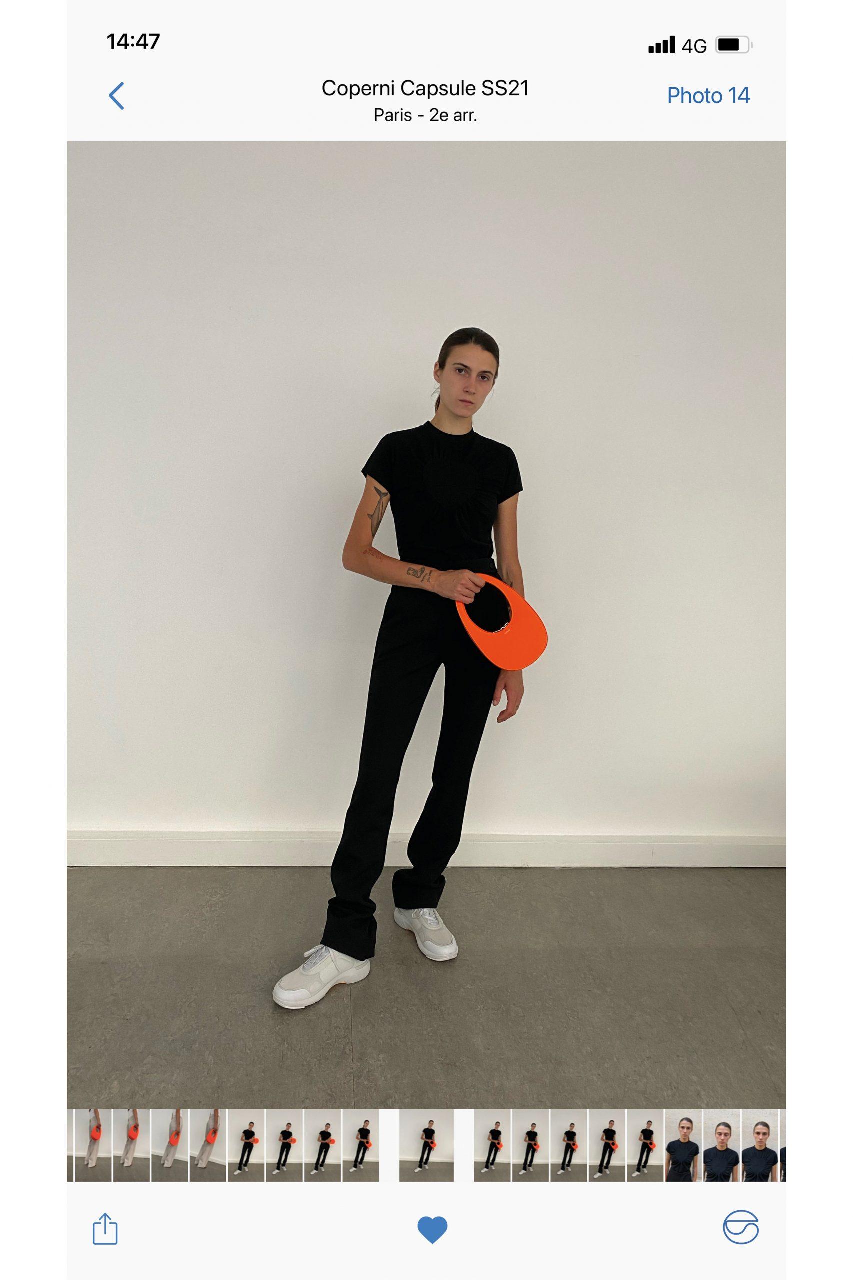 Coperni Resort 2021 Fashion Show Photos