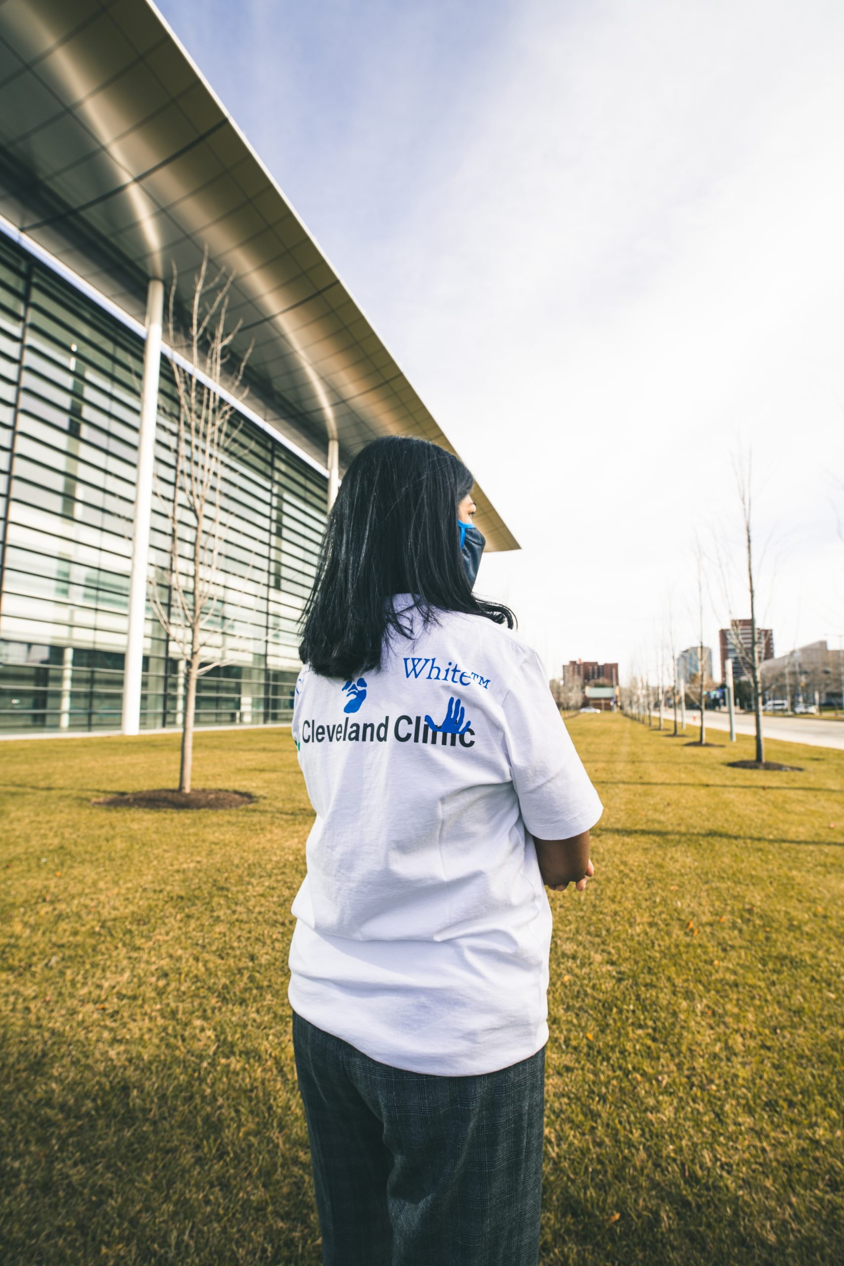 Virgil Abloh & Off-White Collaborate with Cleveland Clinic and Suay