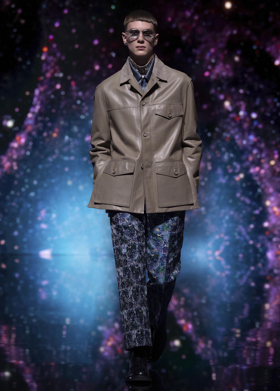 Dior Men's Fall 2021 Fashion Show Photos