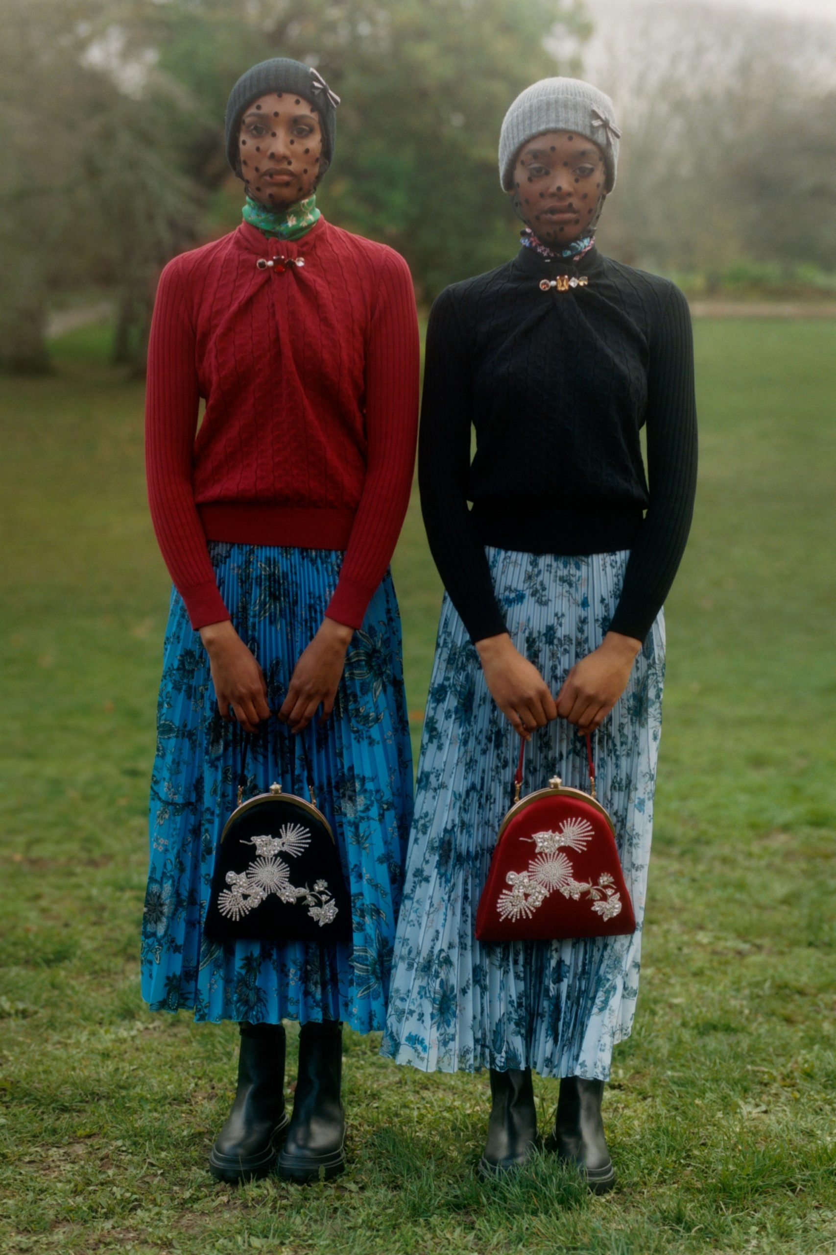 Erdem Pre-Fall 2021 Fashion Show Photos