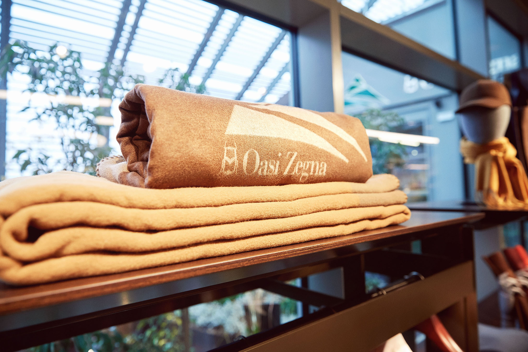 Ermenegildo Zegna Partnes With Green Pea For Green Retail Park
