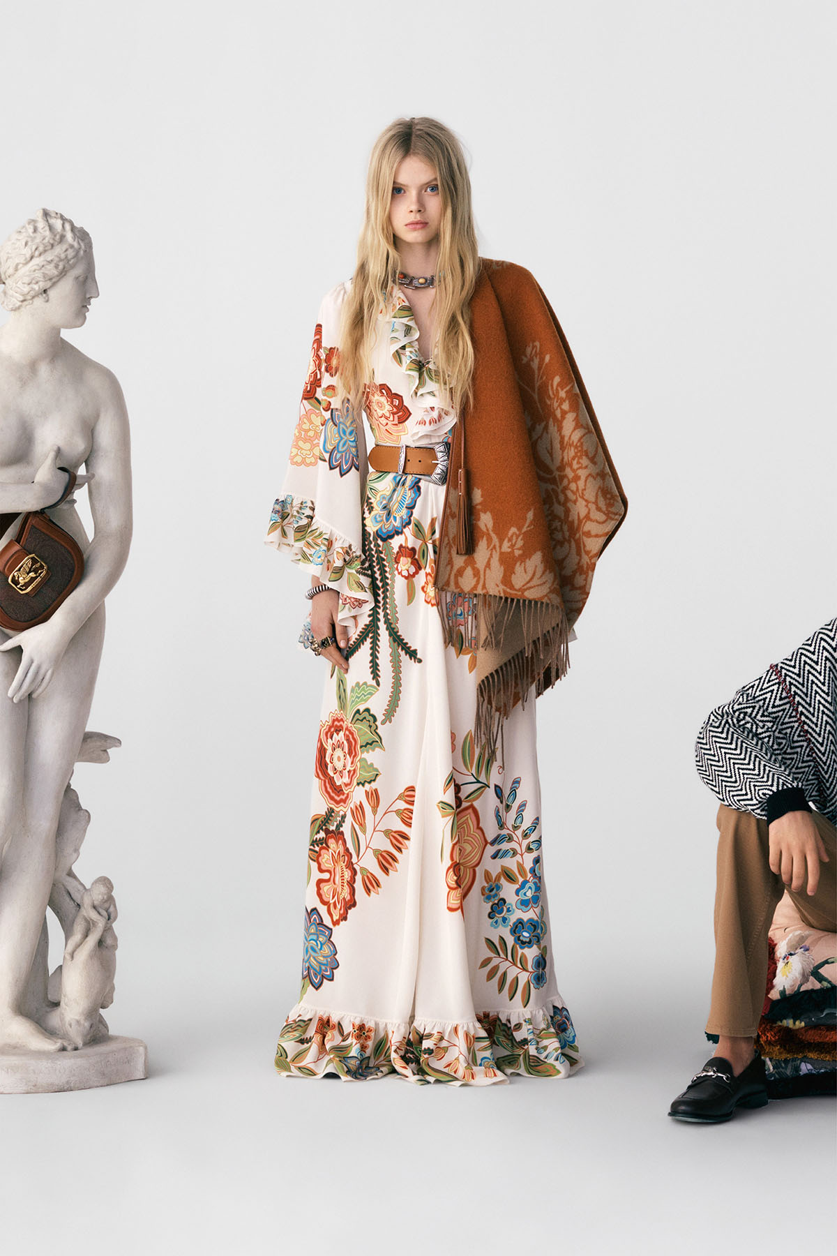 Etro Pre-Fall 2021 Fashion Show Photos