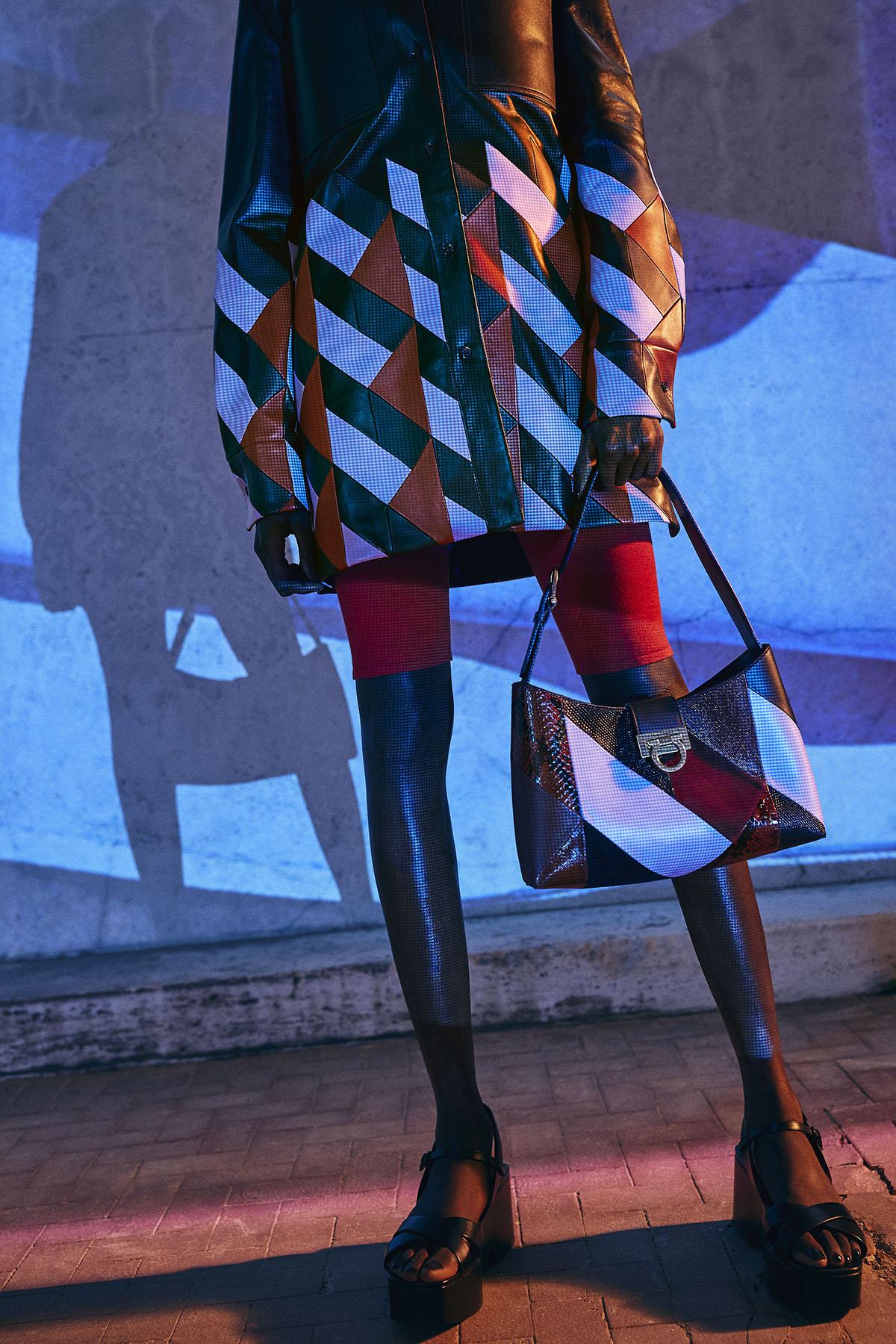 Salvatore Ferragamo Pre-Fall 2021 Fashion Show Photos