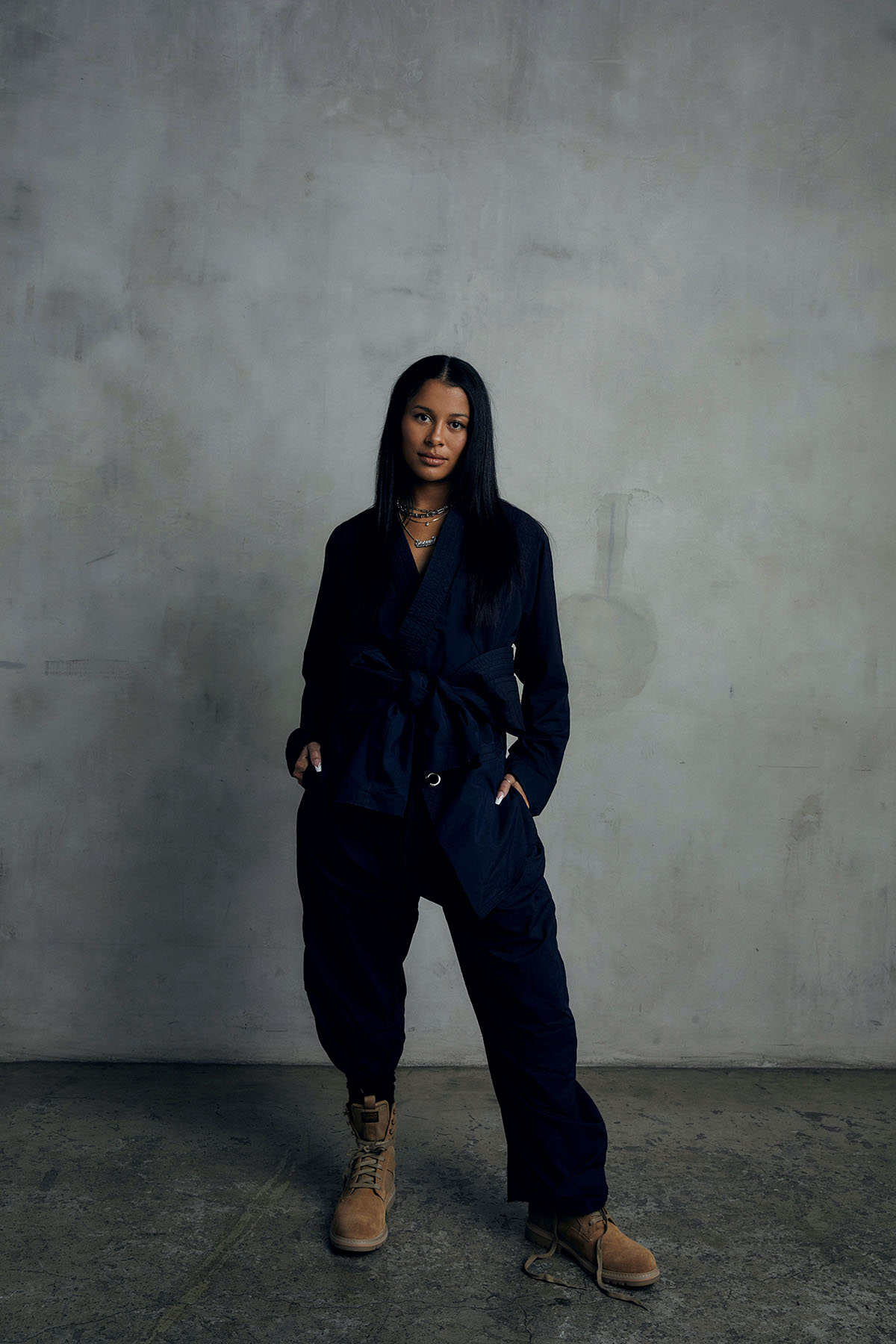 G-Star Raw Resort 2021 Fashion Show Photos
