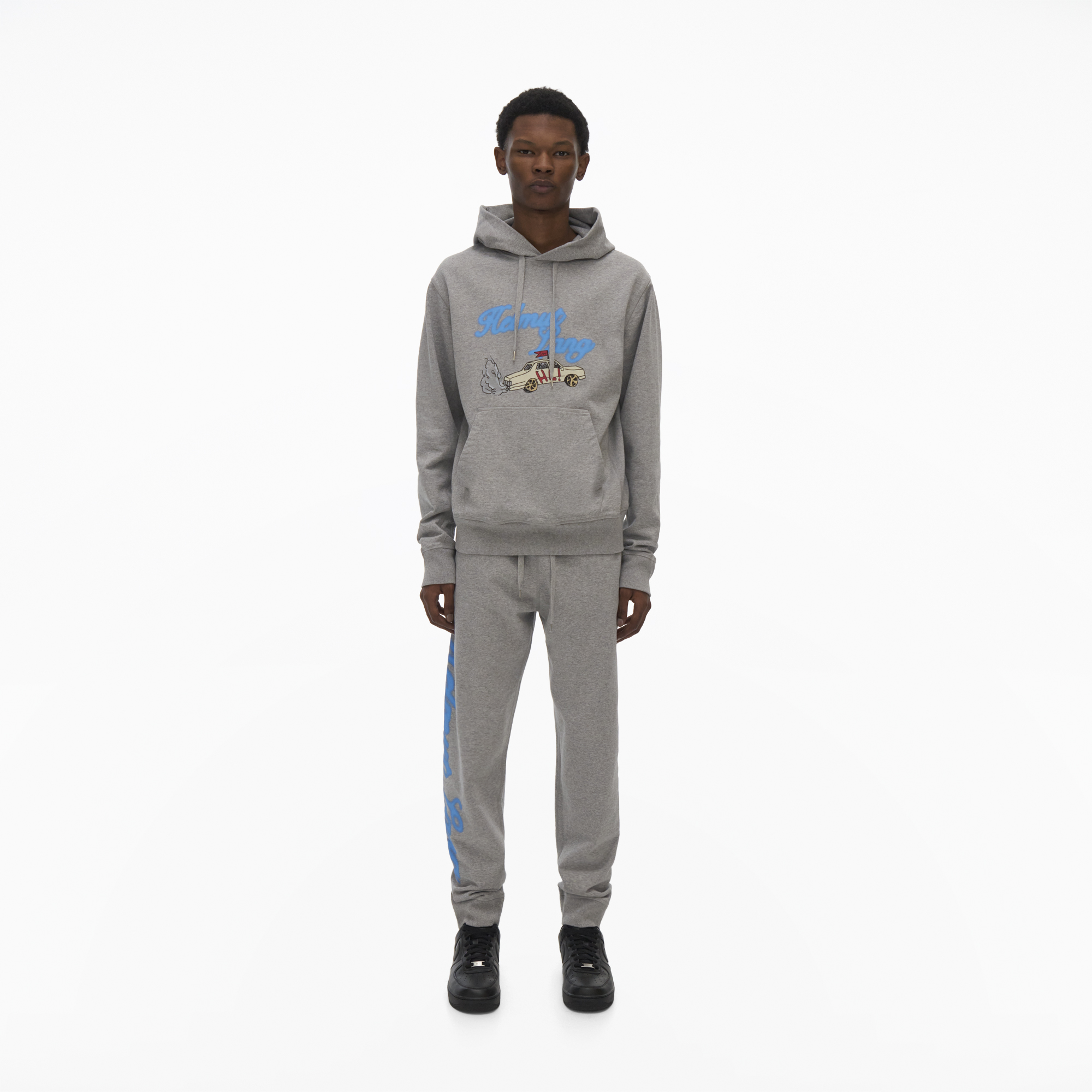 Helmut Lang Partners With Montreal-based Saintwoods On Capsule Collection
