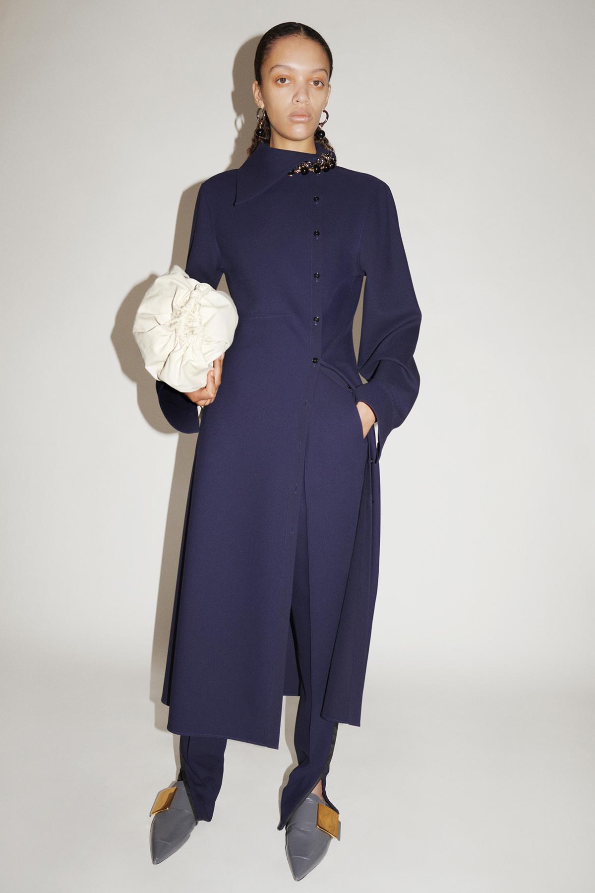 Jil Sander Pre-Fall 2021 Fashion Show Photos