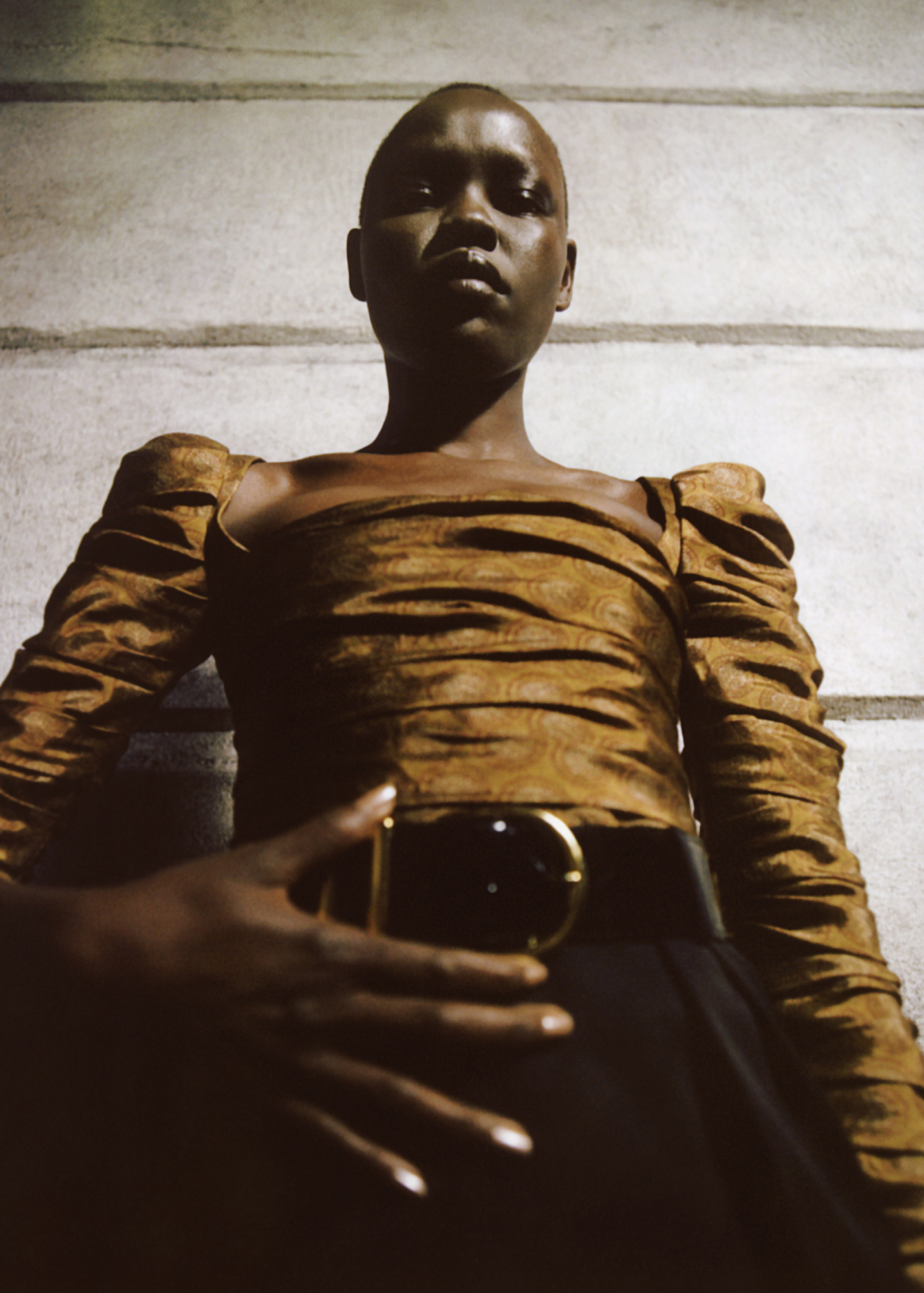 Khaite Pre-Fall 2021 Fashion Show Photos