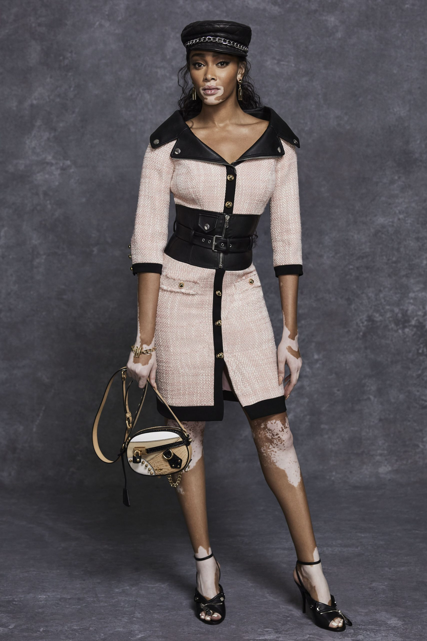 Moschino Pre-Fall 2021 Fashion Show Photos