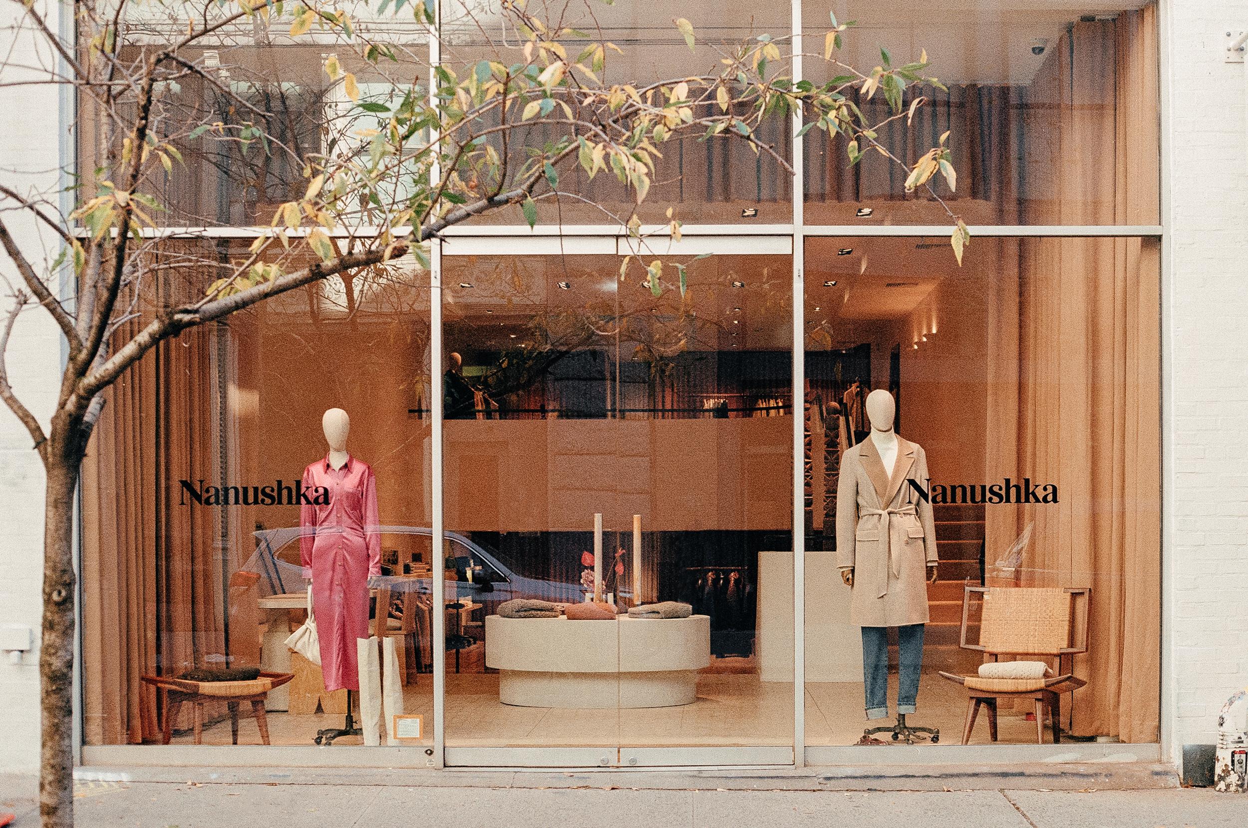 Nanushka And Festen Modernize Soho Boutique