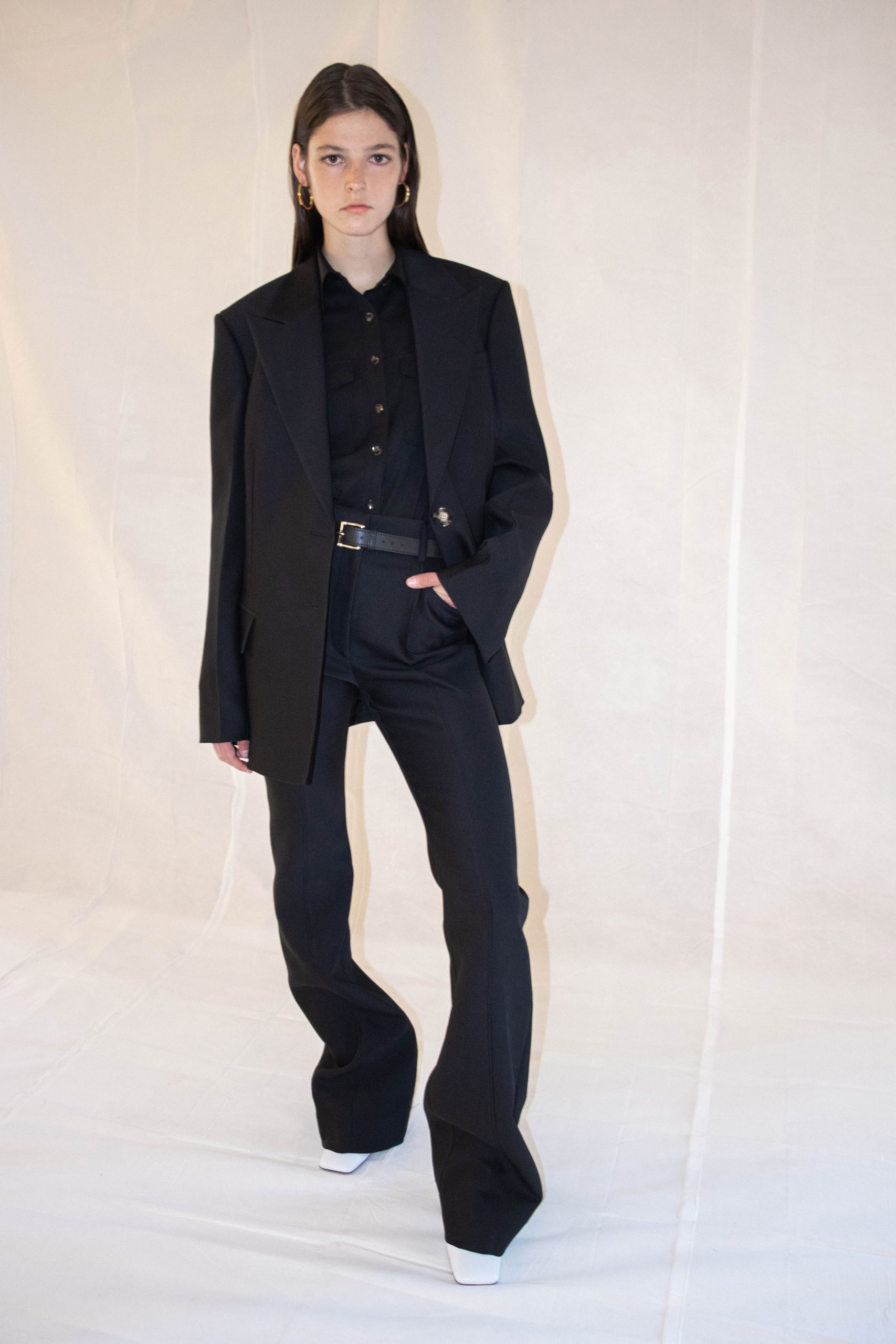 Proenza Schouler Resort 2021 Fashion Show Photos