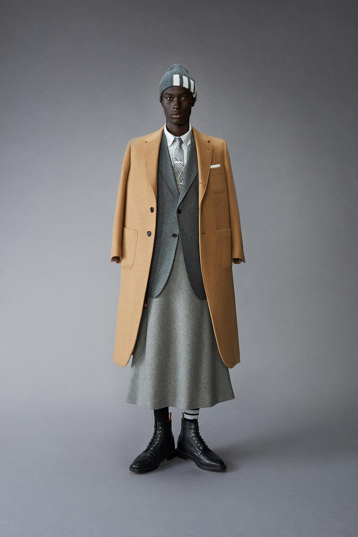 Thom Browne Pre-Fall 2021 Men's Fashion Show Photos
