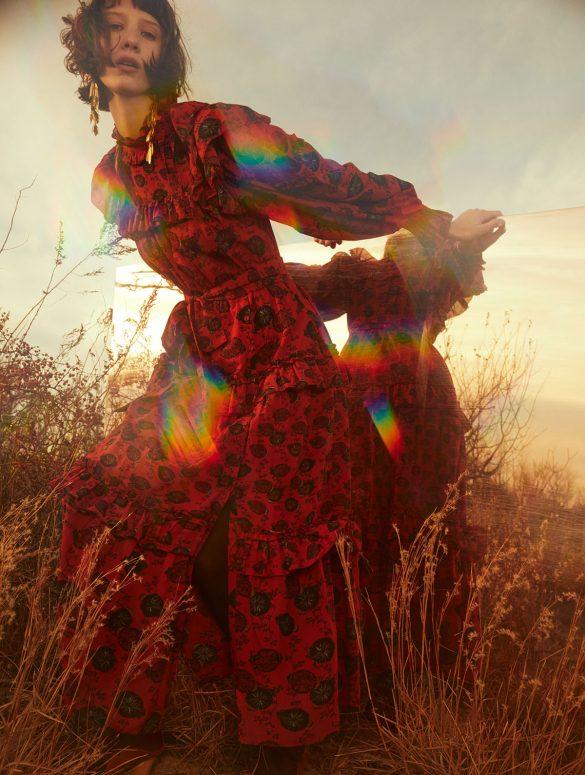 Ulla Johnson Pre-Fall 2021 Fashion Show Photos