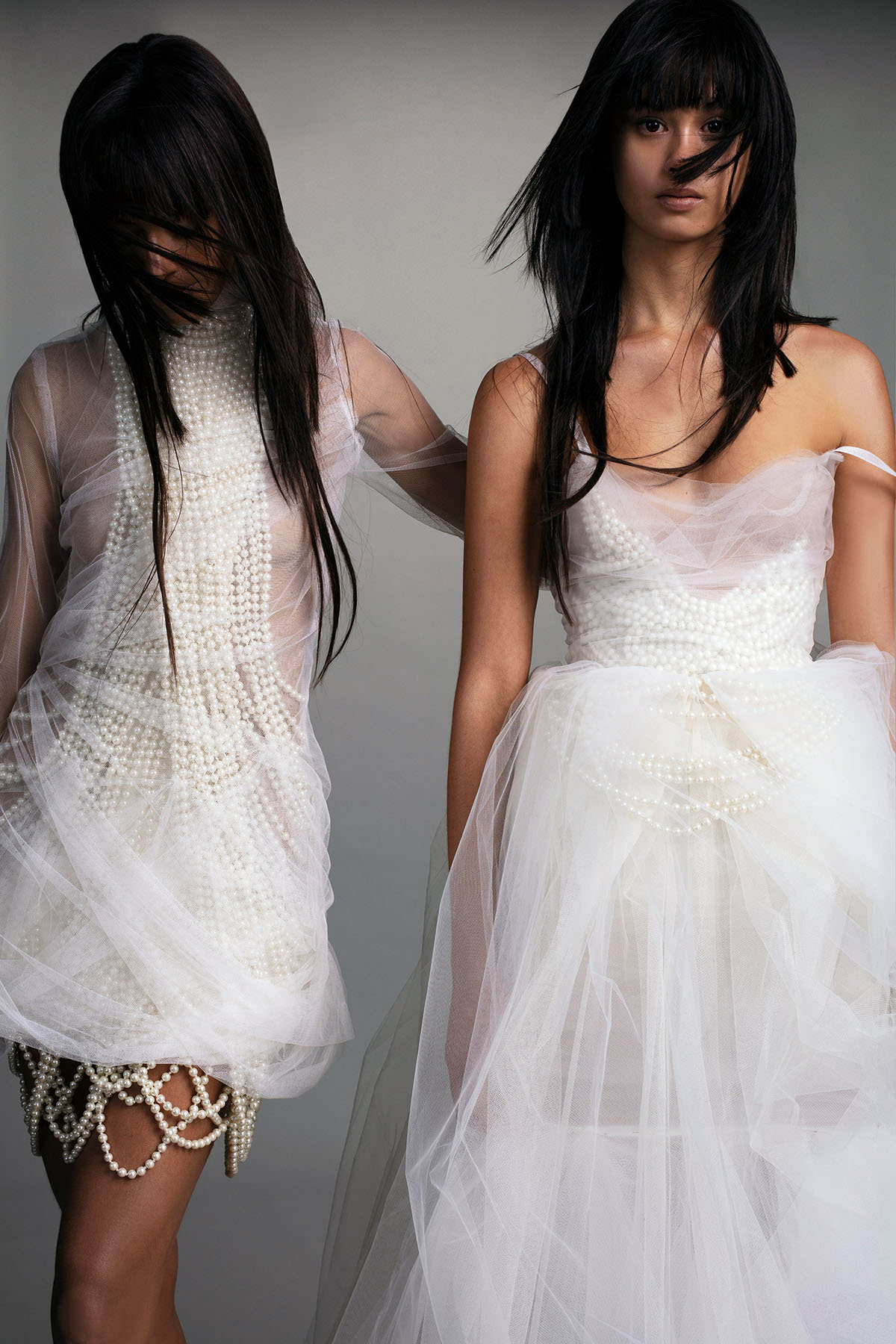 Vera Wang Spring 2021 Fashion Show Photos