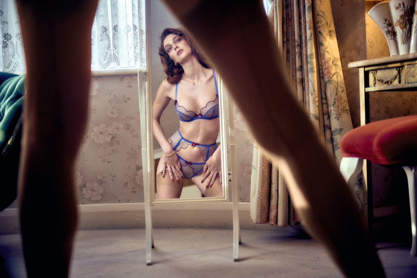 Agent Provocateur Fall 2020 Ad Campaign Film & Photos