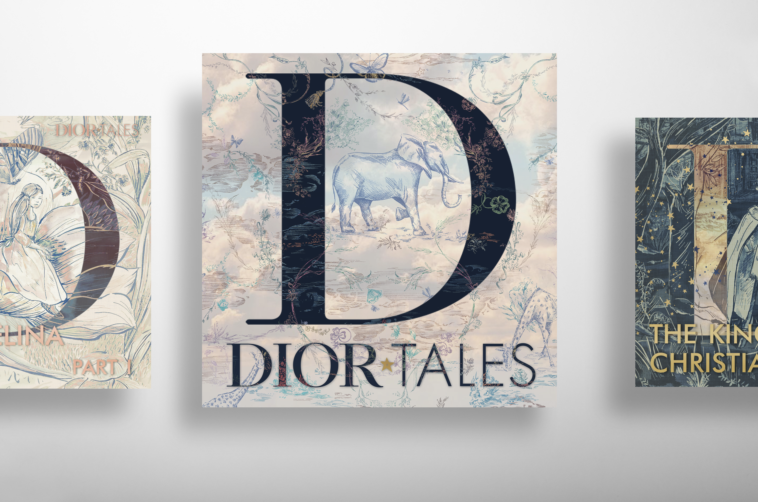 Dior Launches 'Story Time' Children's Podcast