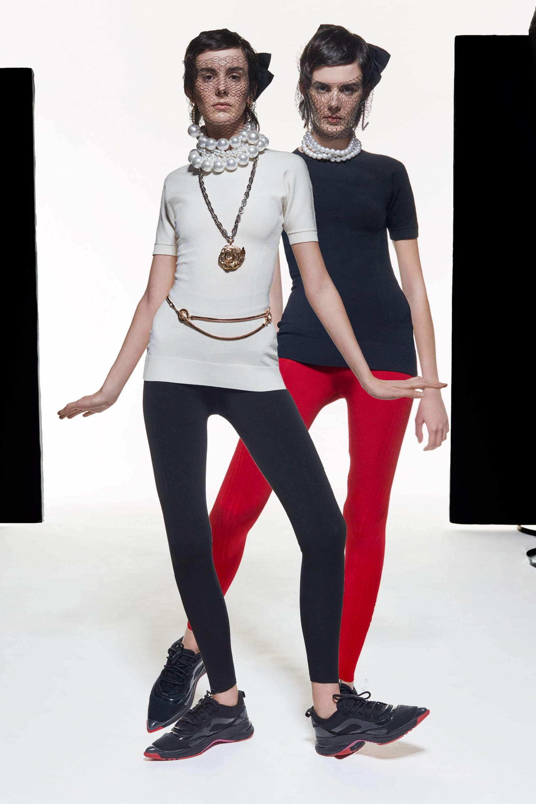 AZ Factory Spring 2021 Fashion Show Review