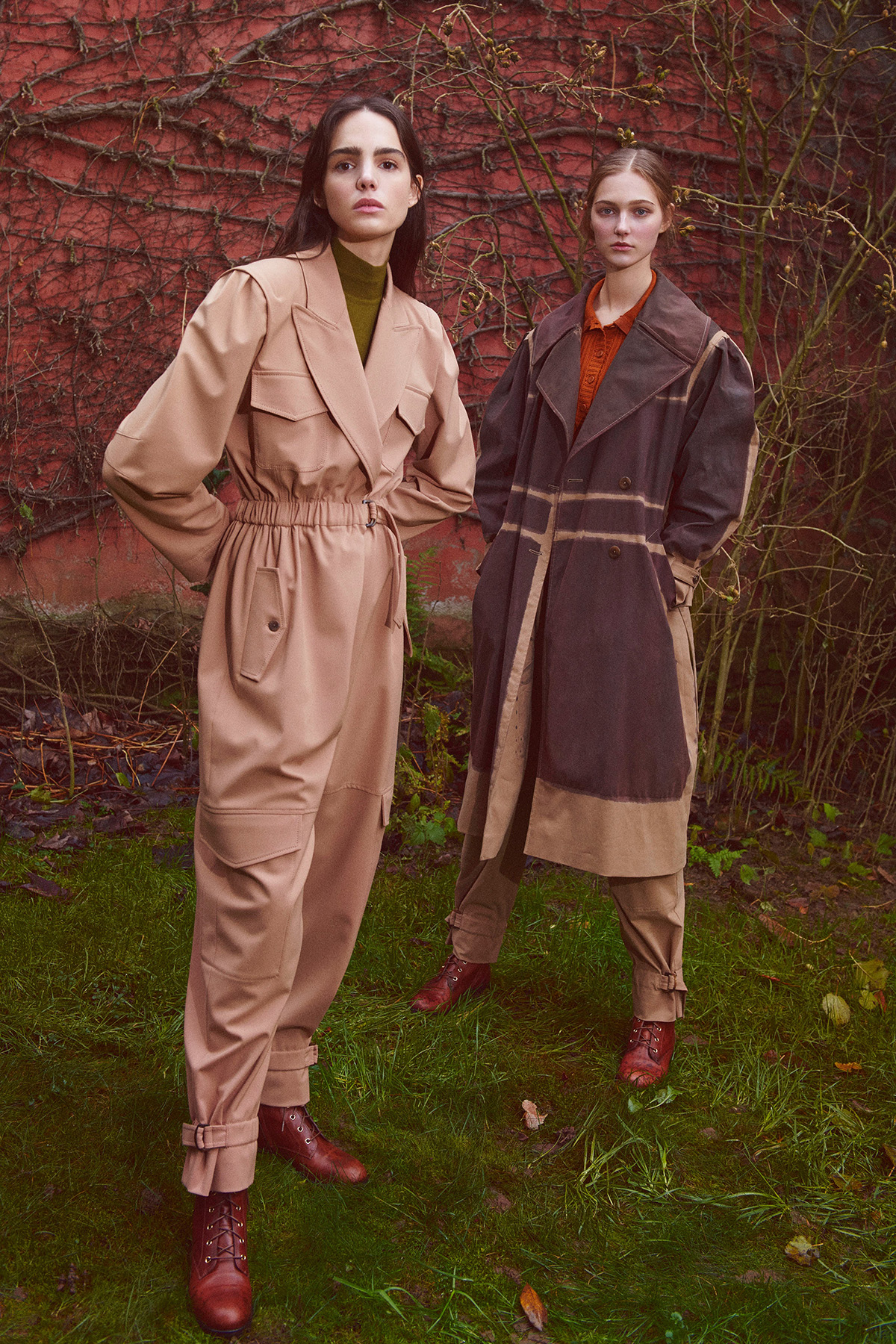 Alberta Ferretti Pre-Fall 2021 Fashion Show Photos