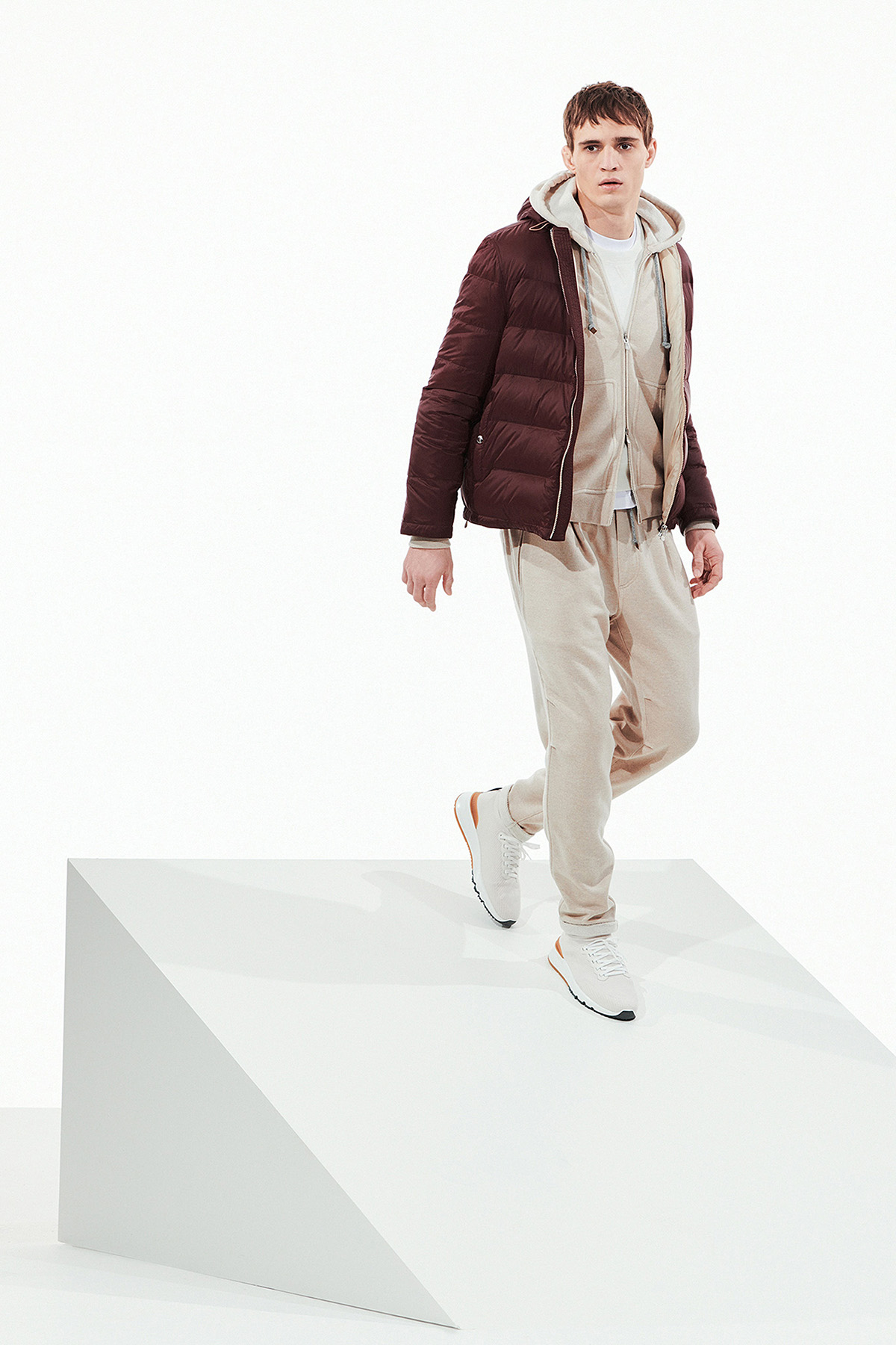 Brunello Cucinelli Fall 2021 Fashion Show Photos