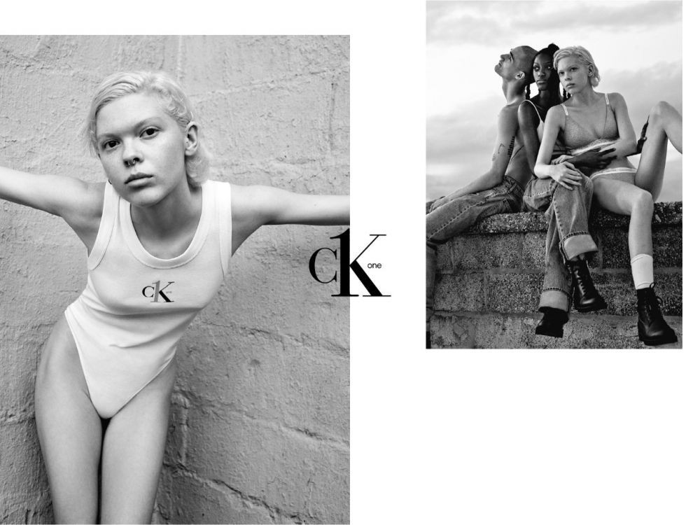 Ck One Fall 2020 Ad Campaign Photos