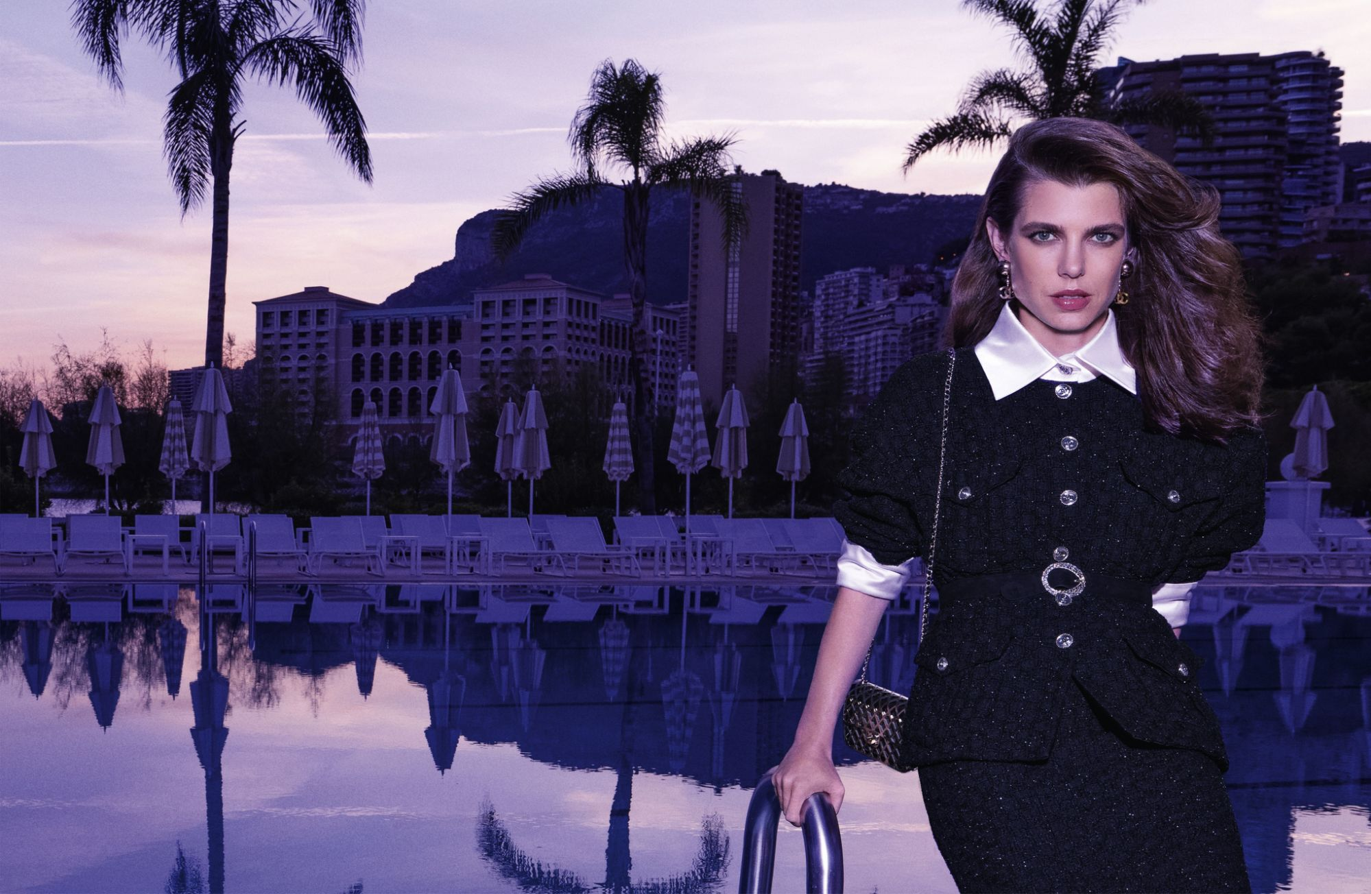 Chanel Charlotte Casiraghi Campaign