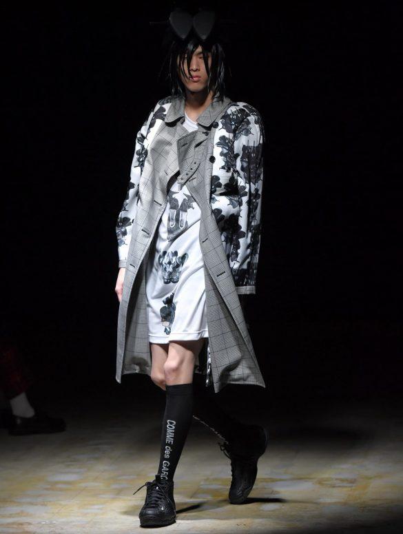 Comme des Garçons Homme Plus Fall 2021 Men's Fashion Show Review