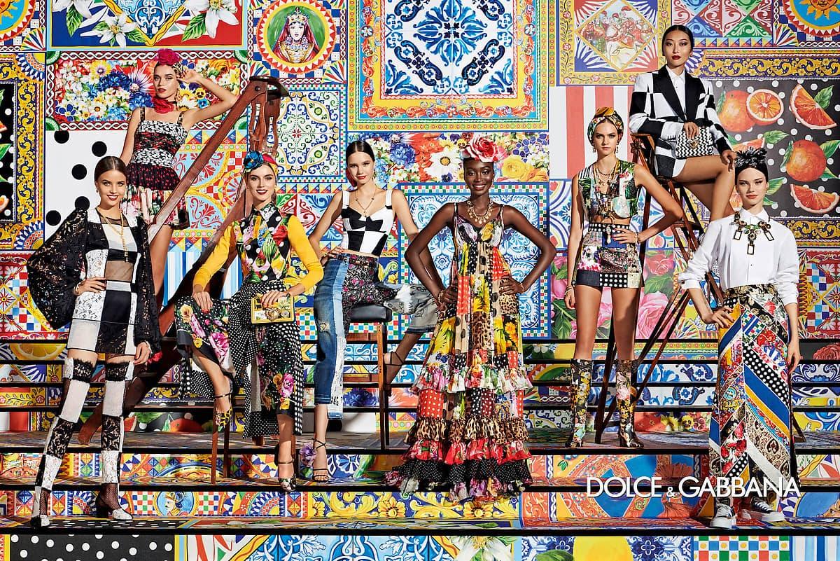 Dolce & Gabbana Spring 2021 Ad Campaign Film & Photos