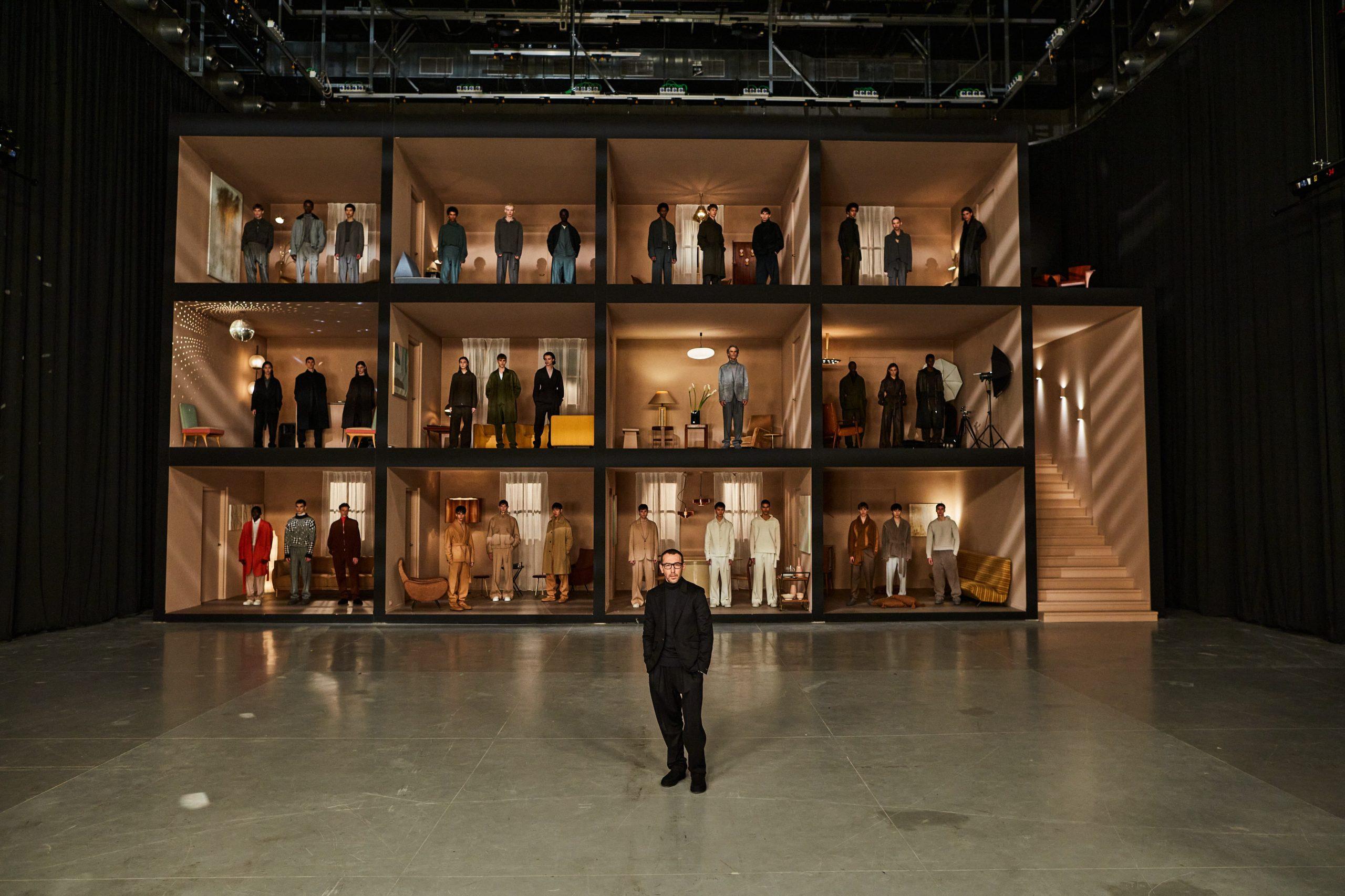 Ermenegildo Zegna Fall 2021 Men's Fashion Show Review
