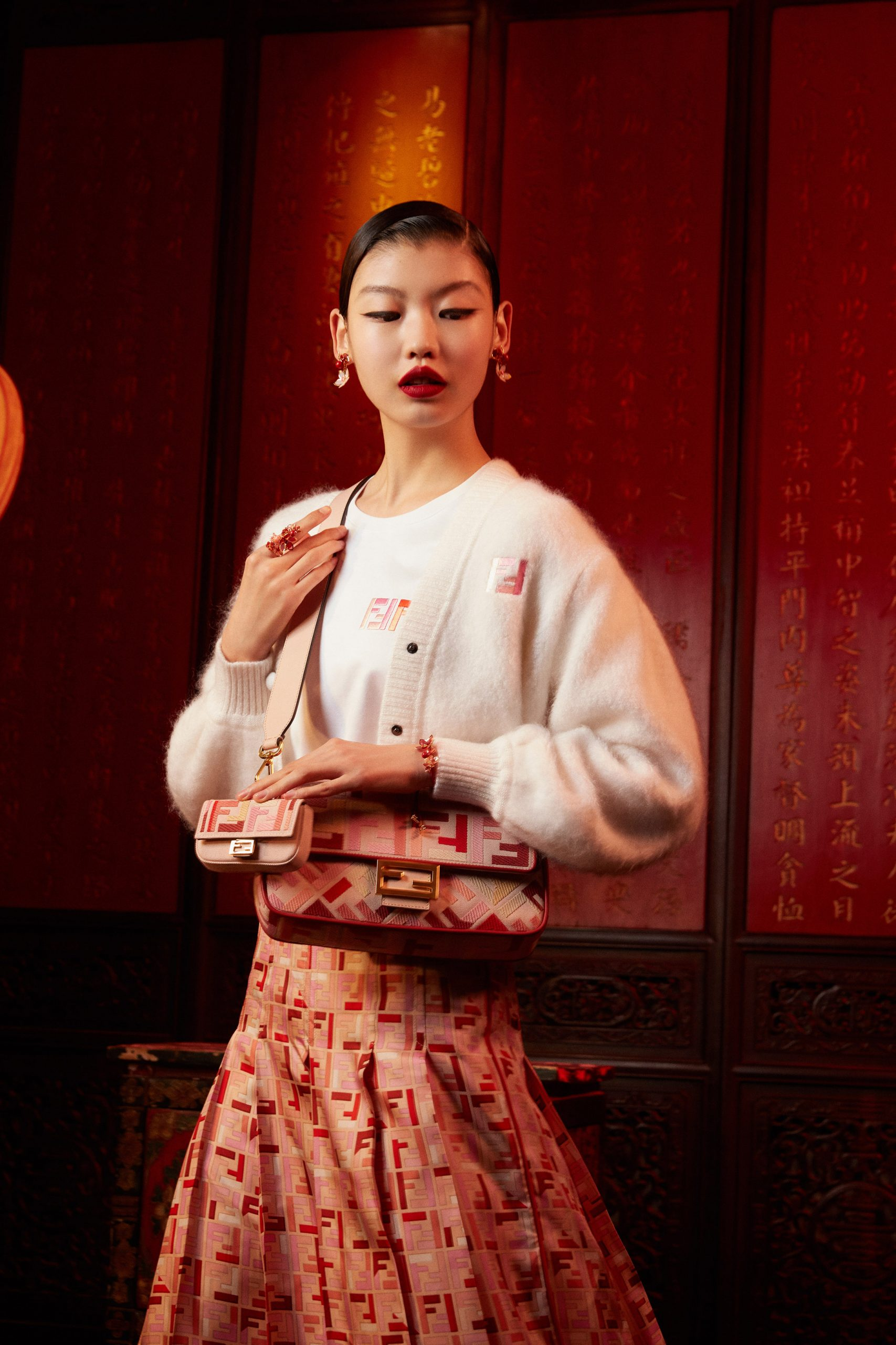 Fendi Launches Lunar New Year Capsule Collection Campaign